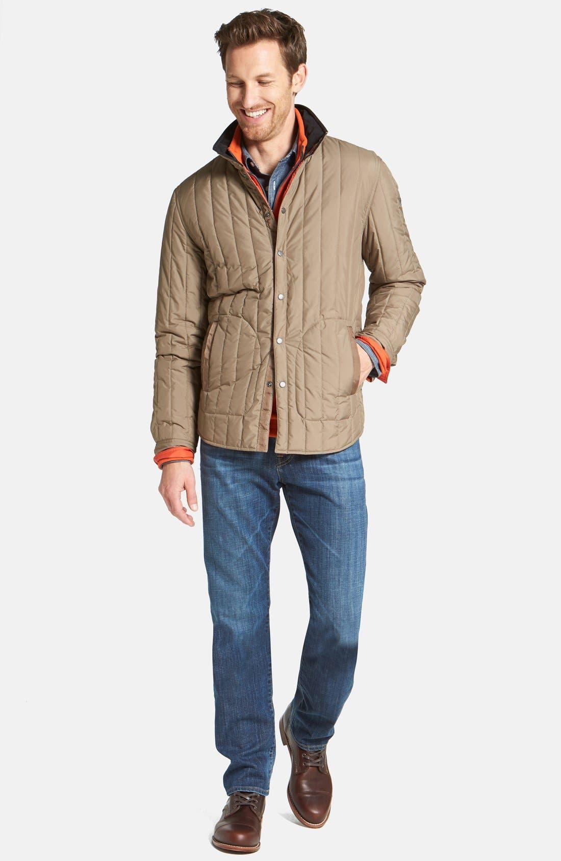 'TKA 100 Glacier' Quarter Zip Fleece Pullover,                             Alternate thumbnail 89, color,
