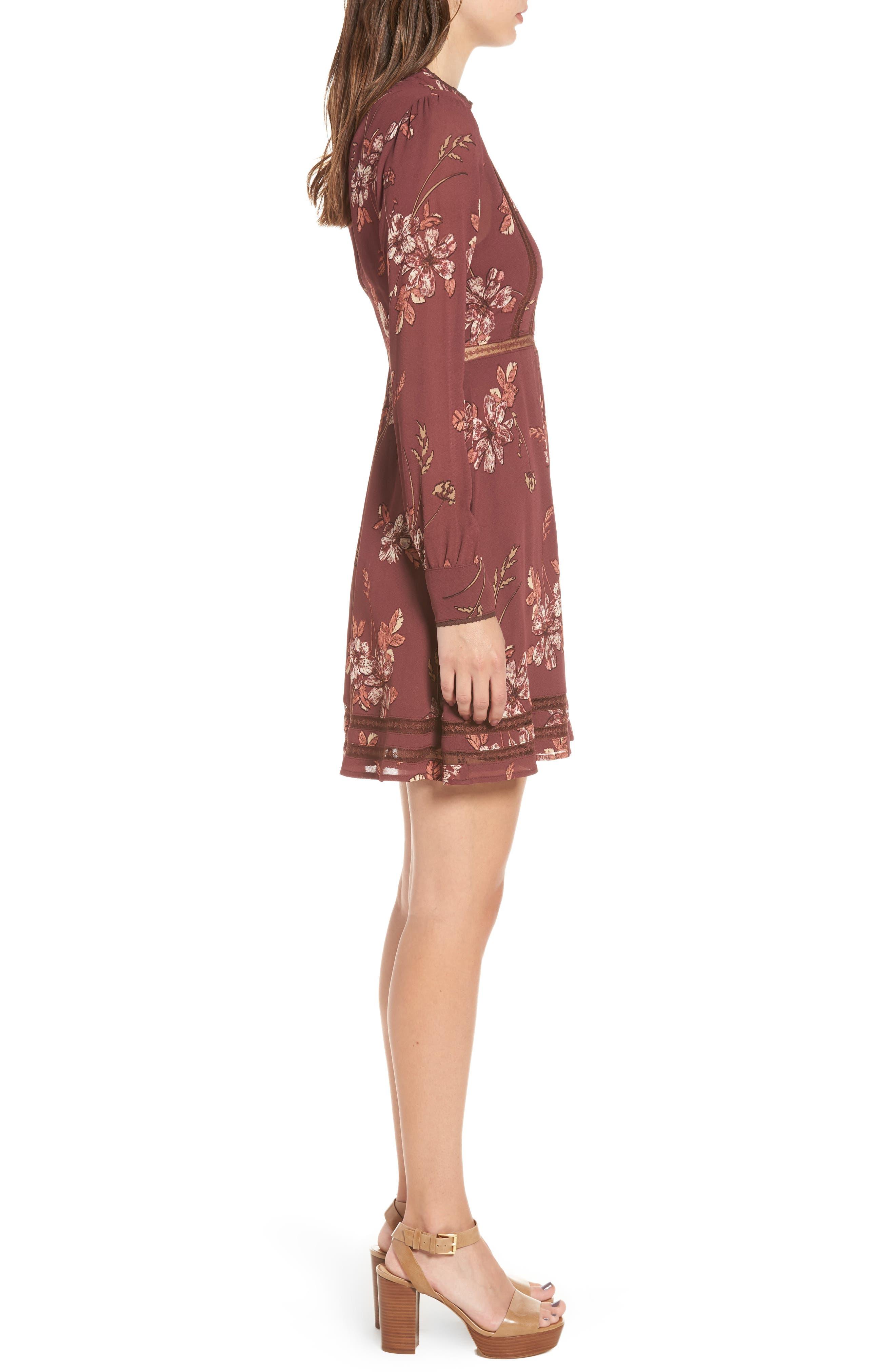 Kirsten A-Line Dress,                             Alternate thumbnail 11, color,