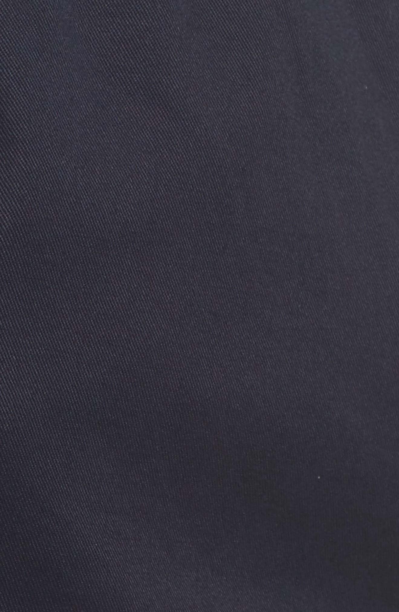 ZANEROBE,                             Salerno Stretch Woven Jogger Pants,                             Alternate thumbnail 5, color,                             NAVY