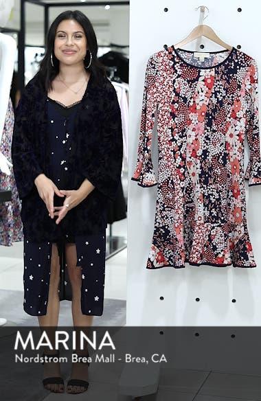 Patch Flower Flounce Dress, sales video thumbnail