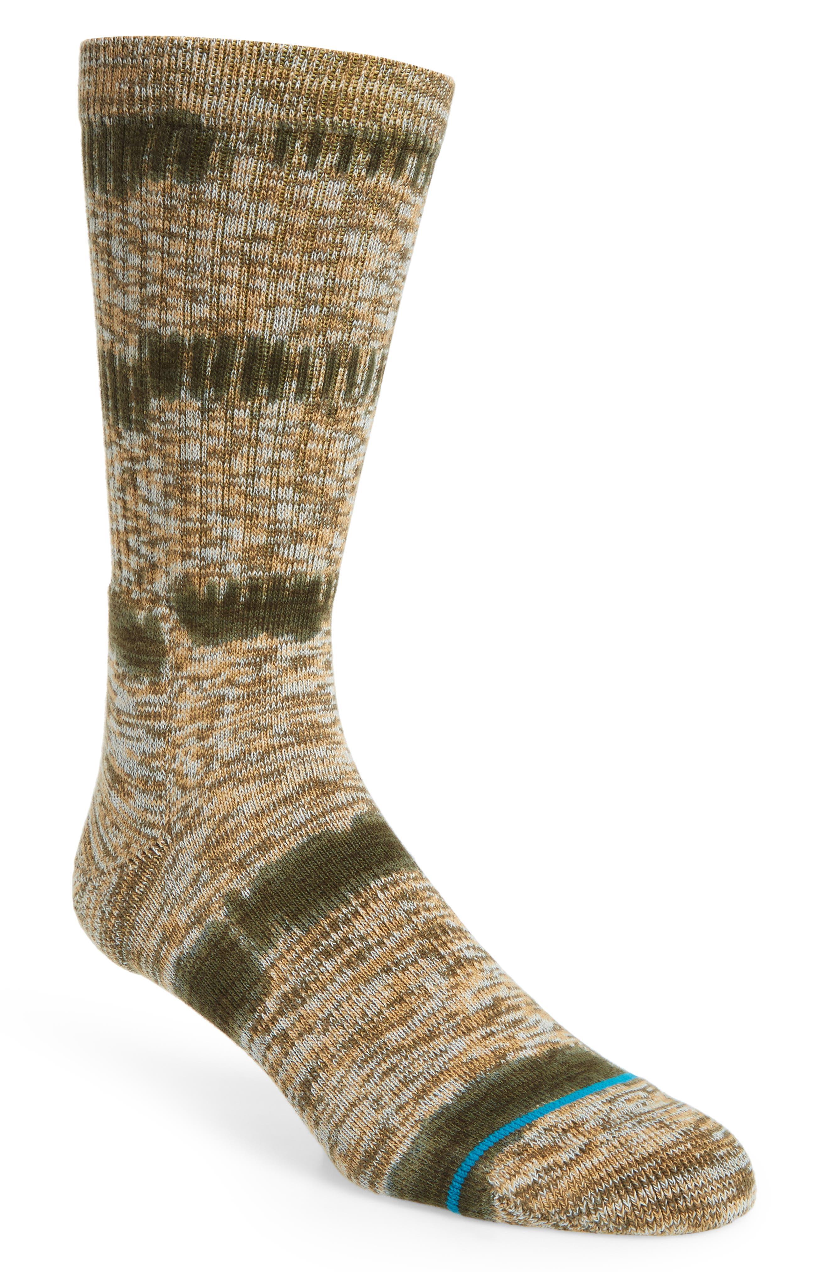 Avi Socks,                         Main,                         color, GREEN