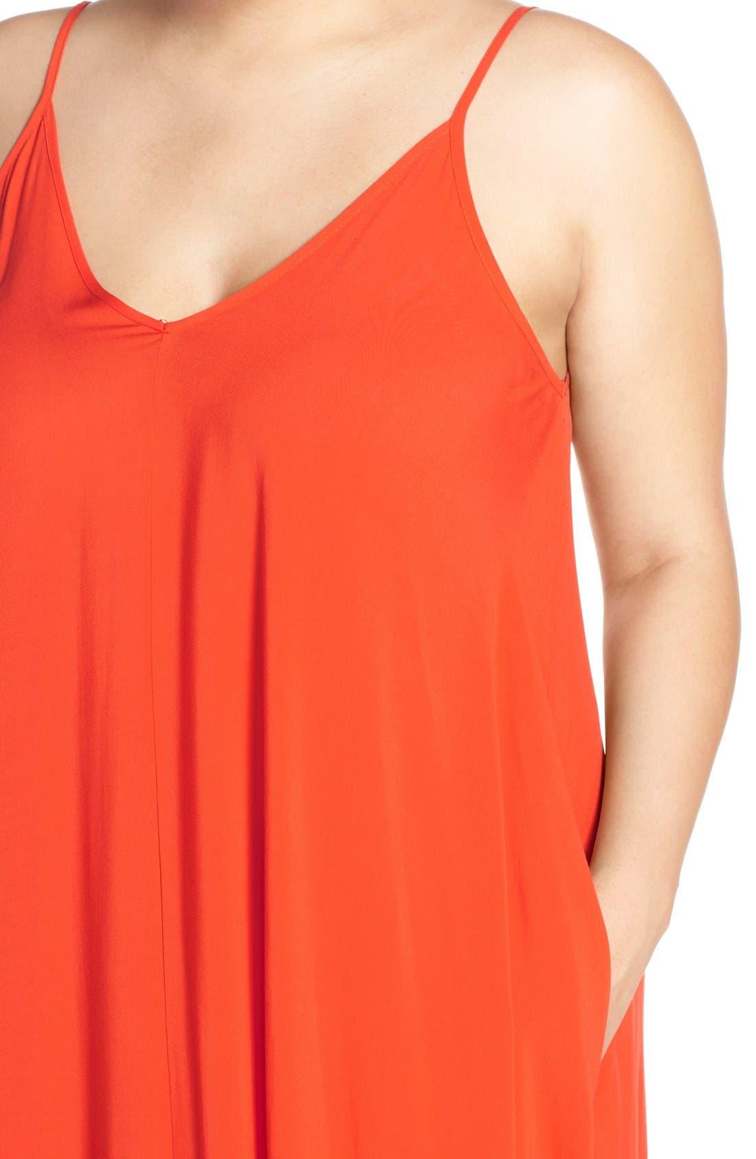 Cover-Up Maxi Dress,                             Alternate thumbnail 43, color,