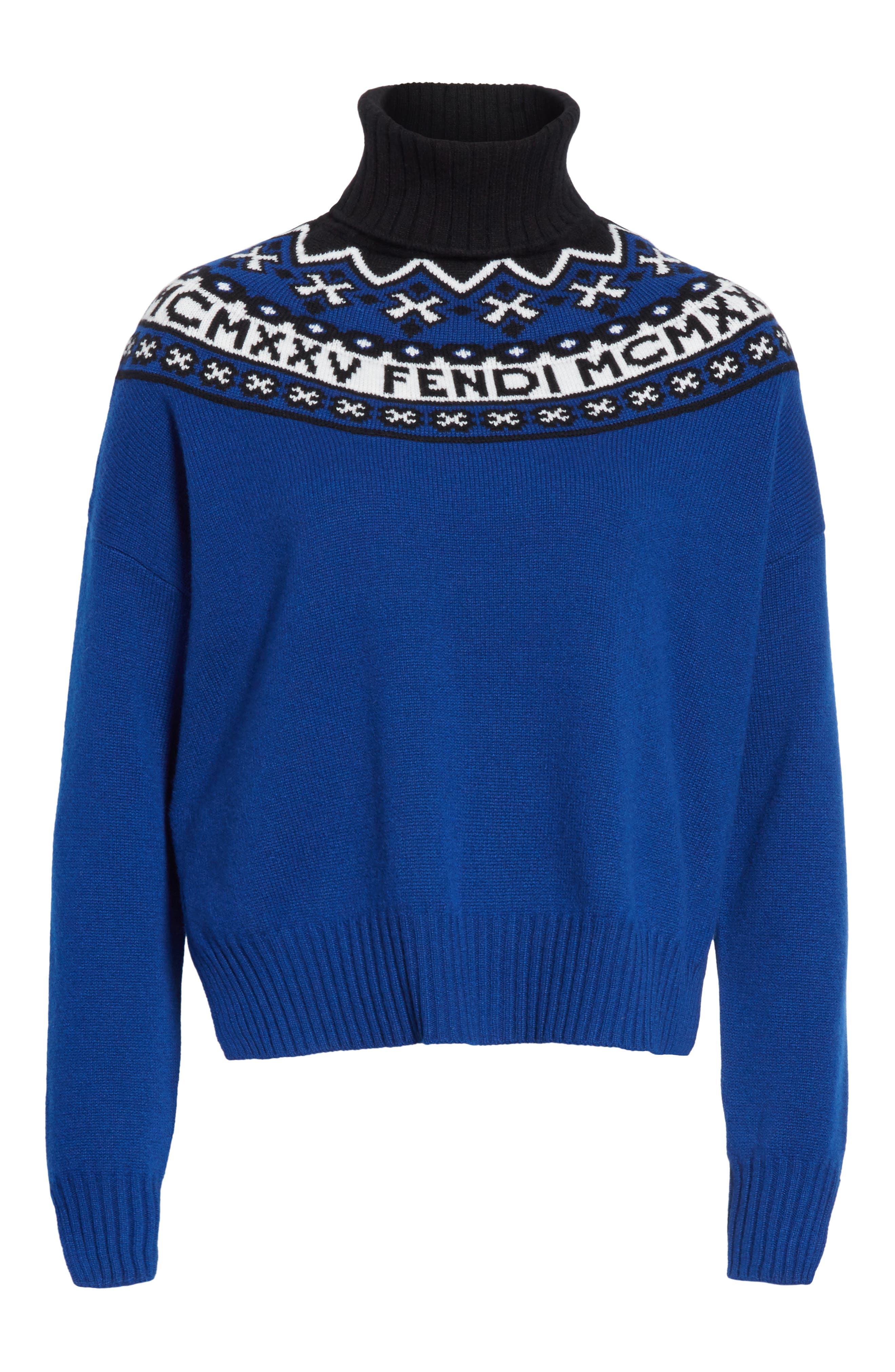 Heritage Wool & Cashmere Sweater,                             Alternate thumbnail 6, color,