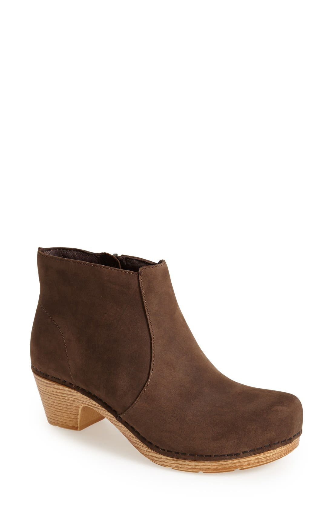 'Maria' Bootie,                             Main thumbnail 6, color,