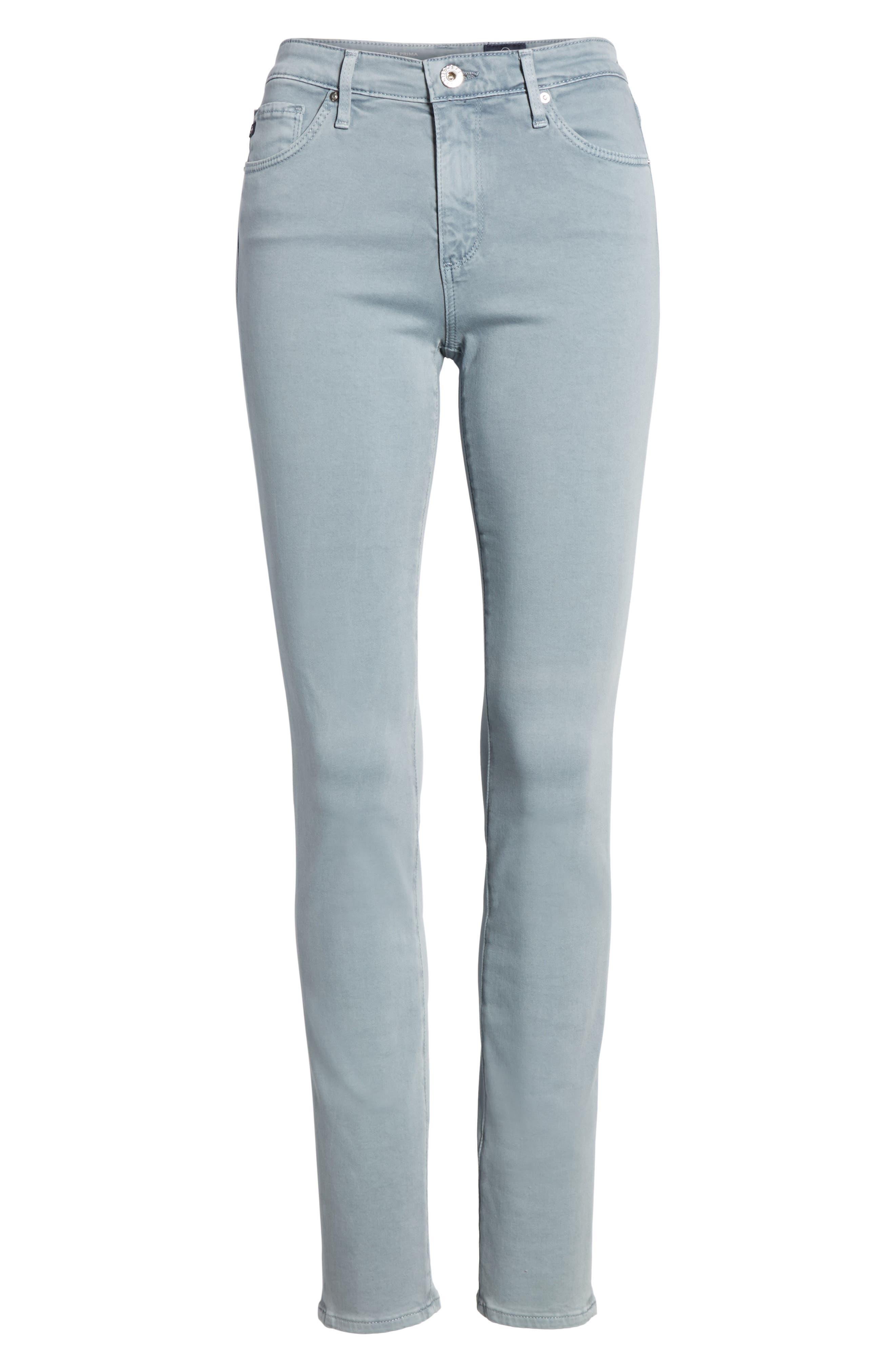 'The Prima' Cigarette Leg Skinny Jeans,                             Alternate thumbnail 136, color,