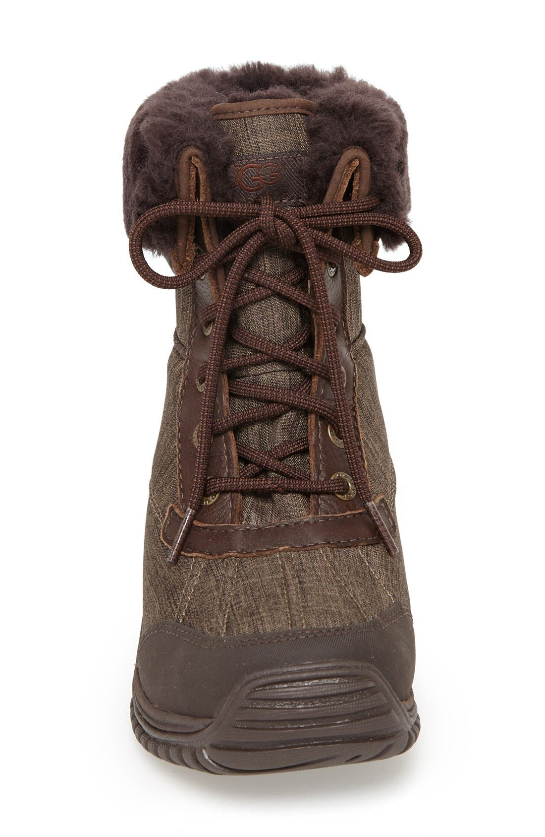 Adirondack II Waterproof Boot,                             Alternate thumbnail 36, color,