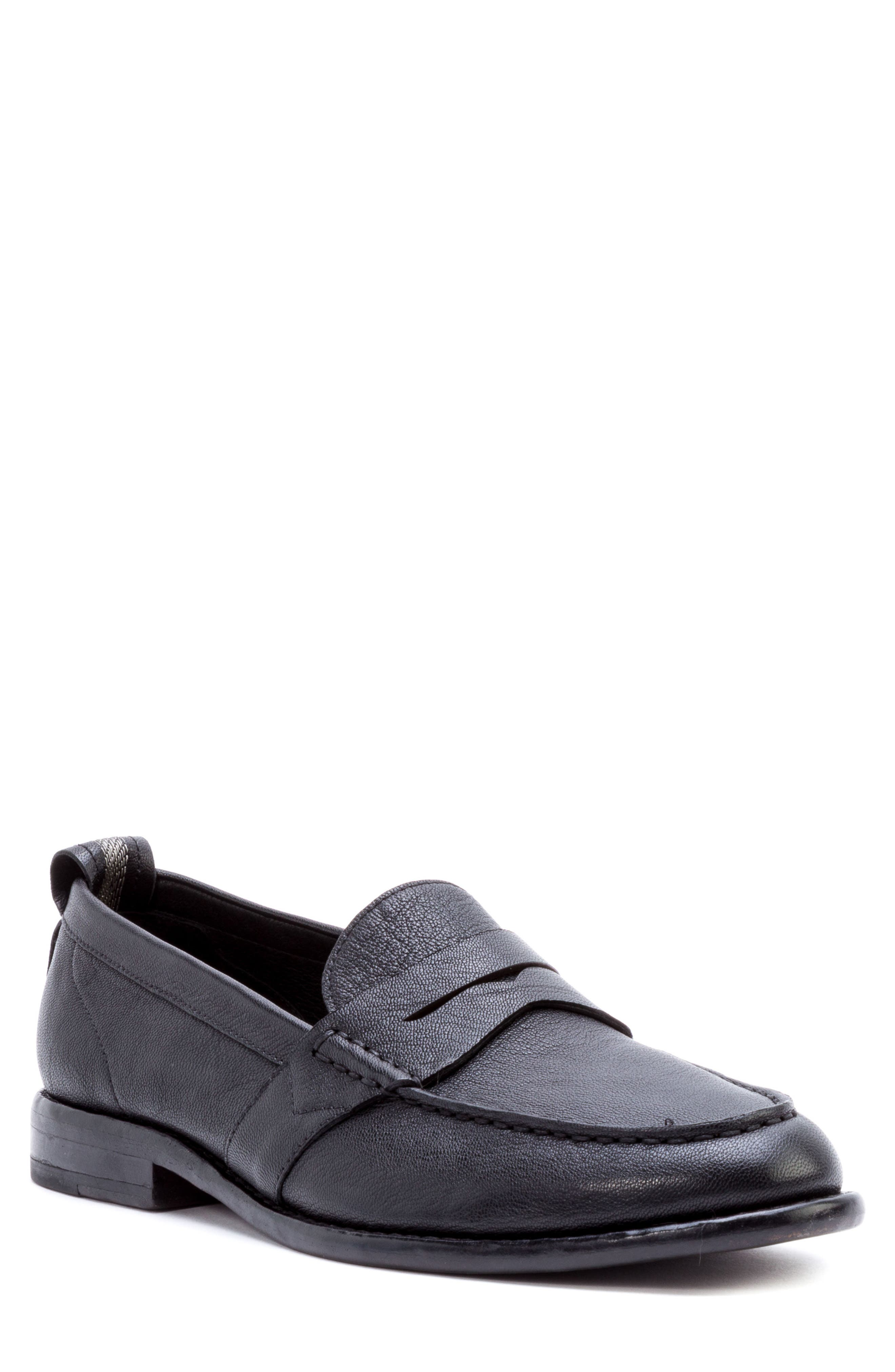 Torres Penny Loafer,                             Main thumbnail 1, color,                             001