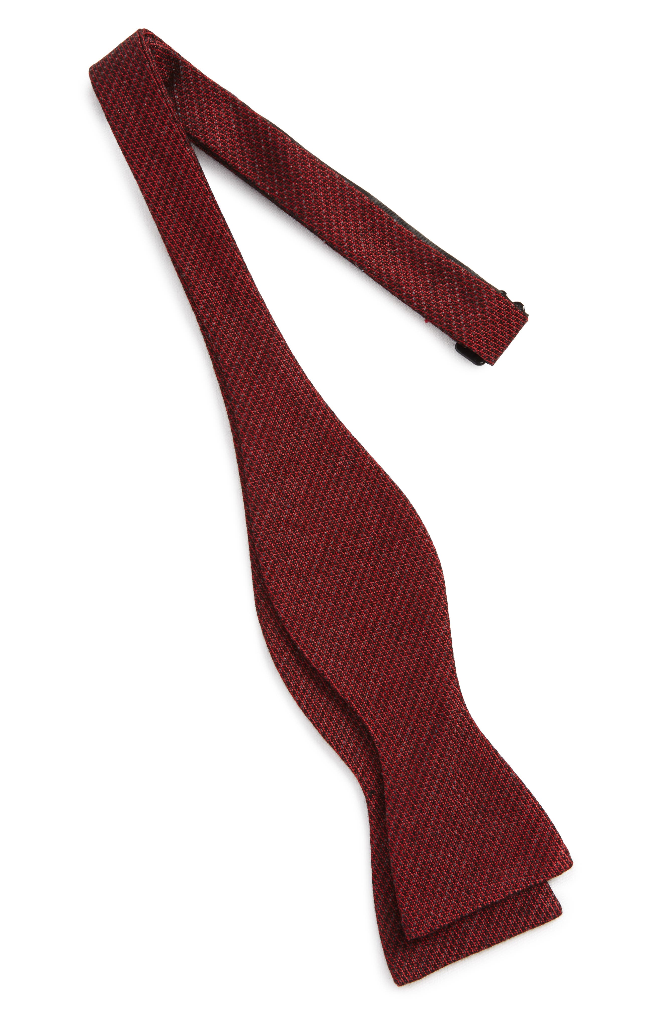 CALIBRATE,                             Red Classics Bow Tie,                             Alternate thumbnail 2, color,                             600