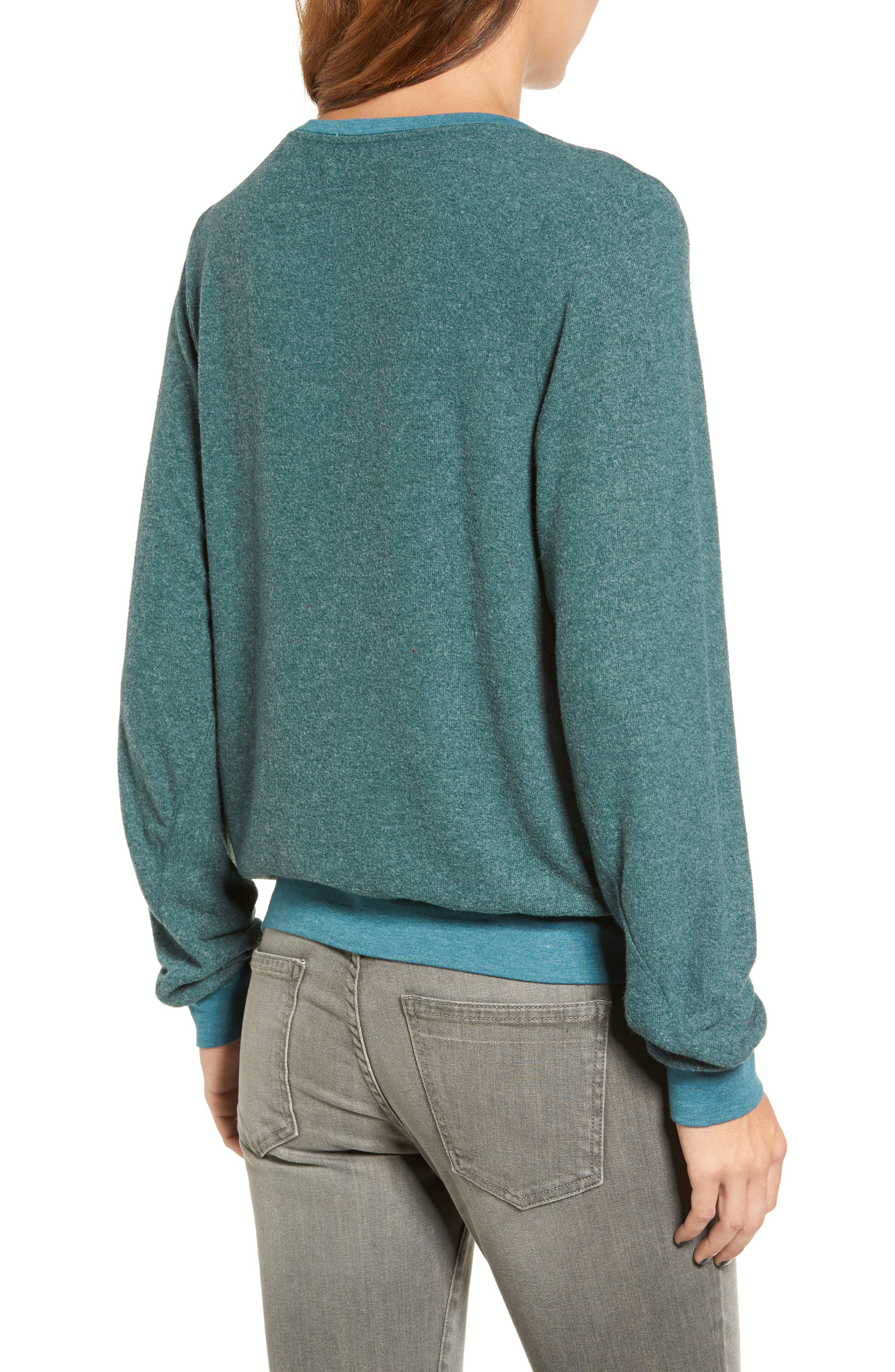 'Baggy Beach Jumper' Pullover,                             Alternate thumbnail 70, color,