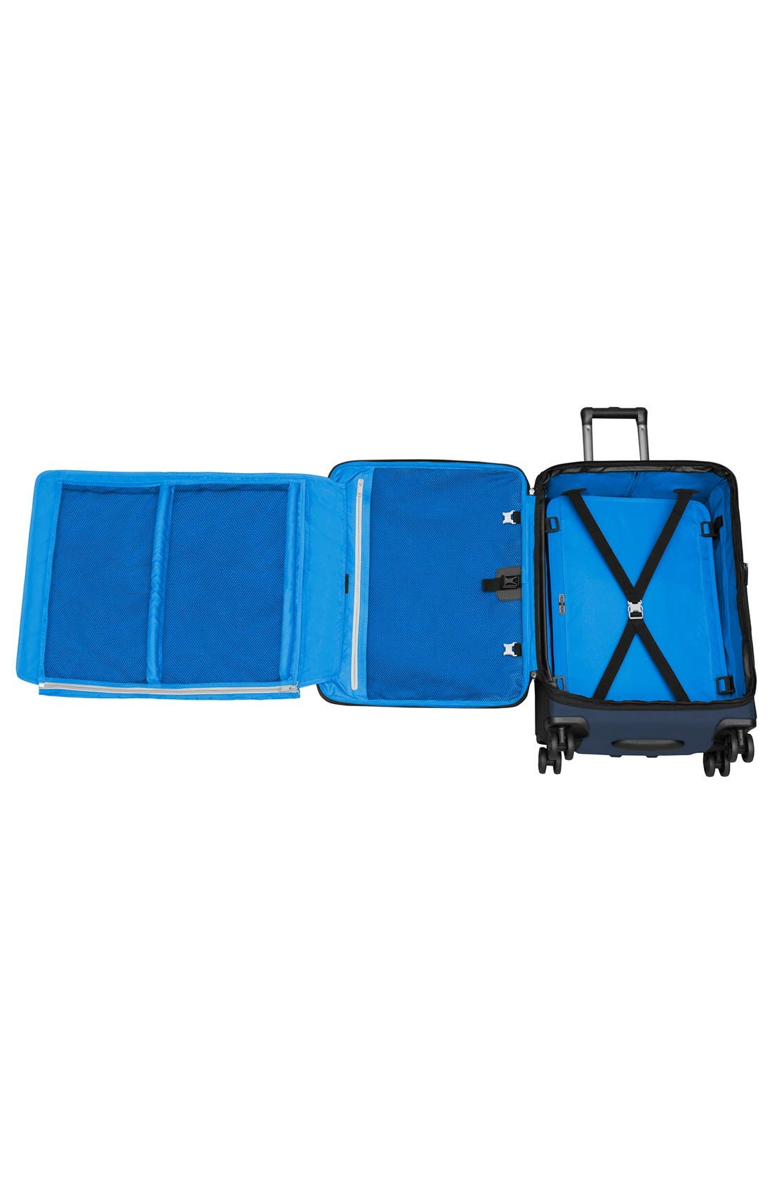 WT 5.0 Dual Caster Wheeled 24-Inch Packing Case,                             Alternate thumbnail 6, color,
