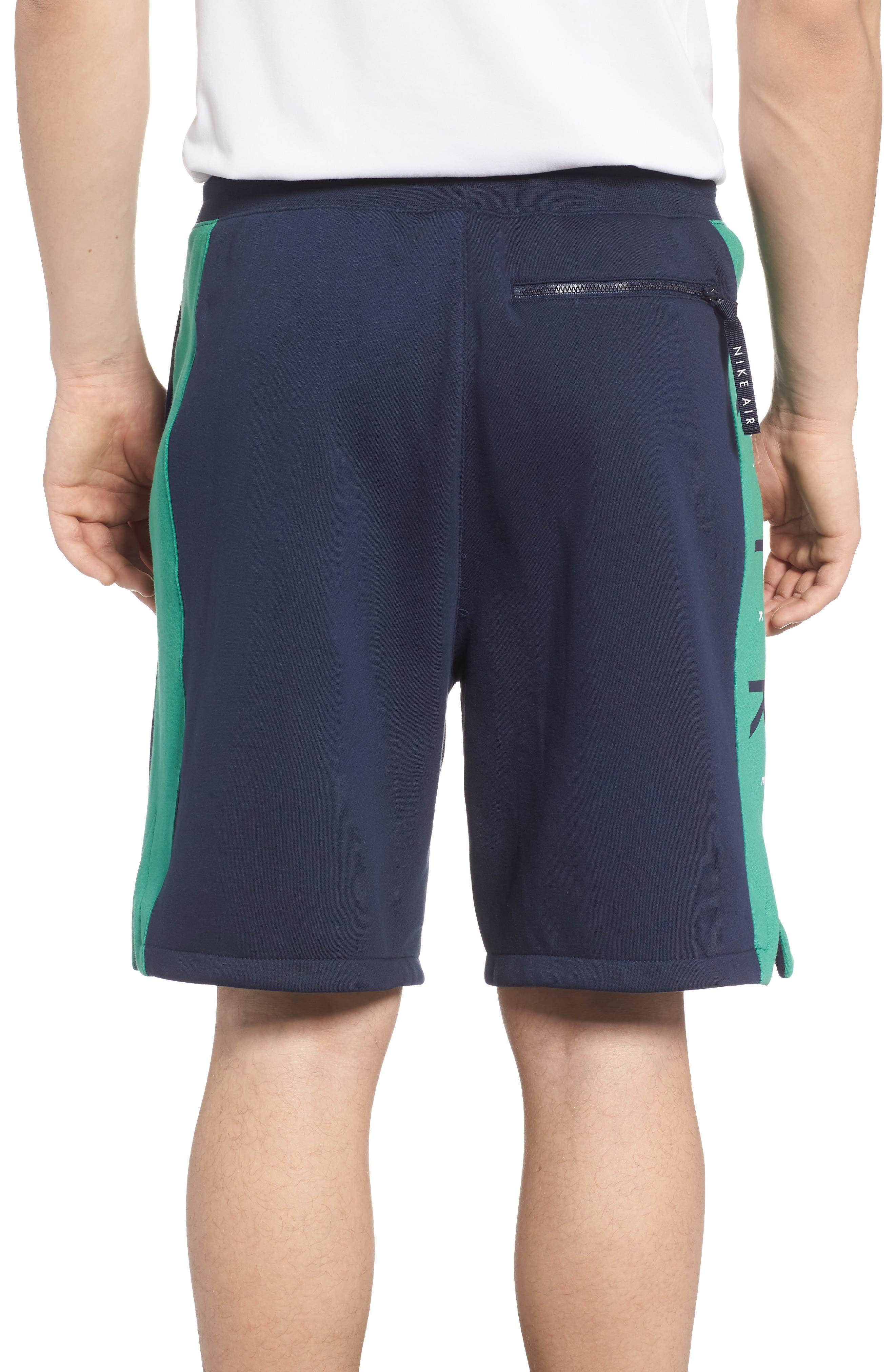 Sportswear Air Fleece Shorts,                             Alternate thumbnail 2, color,                             452