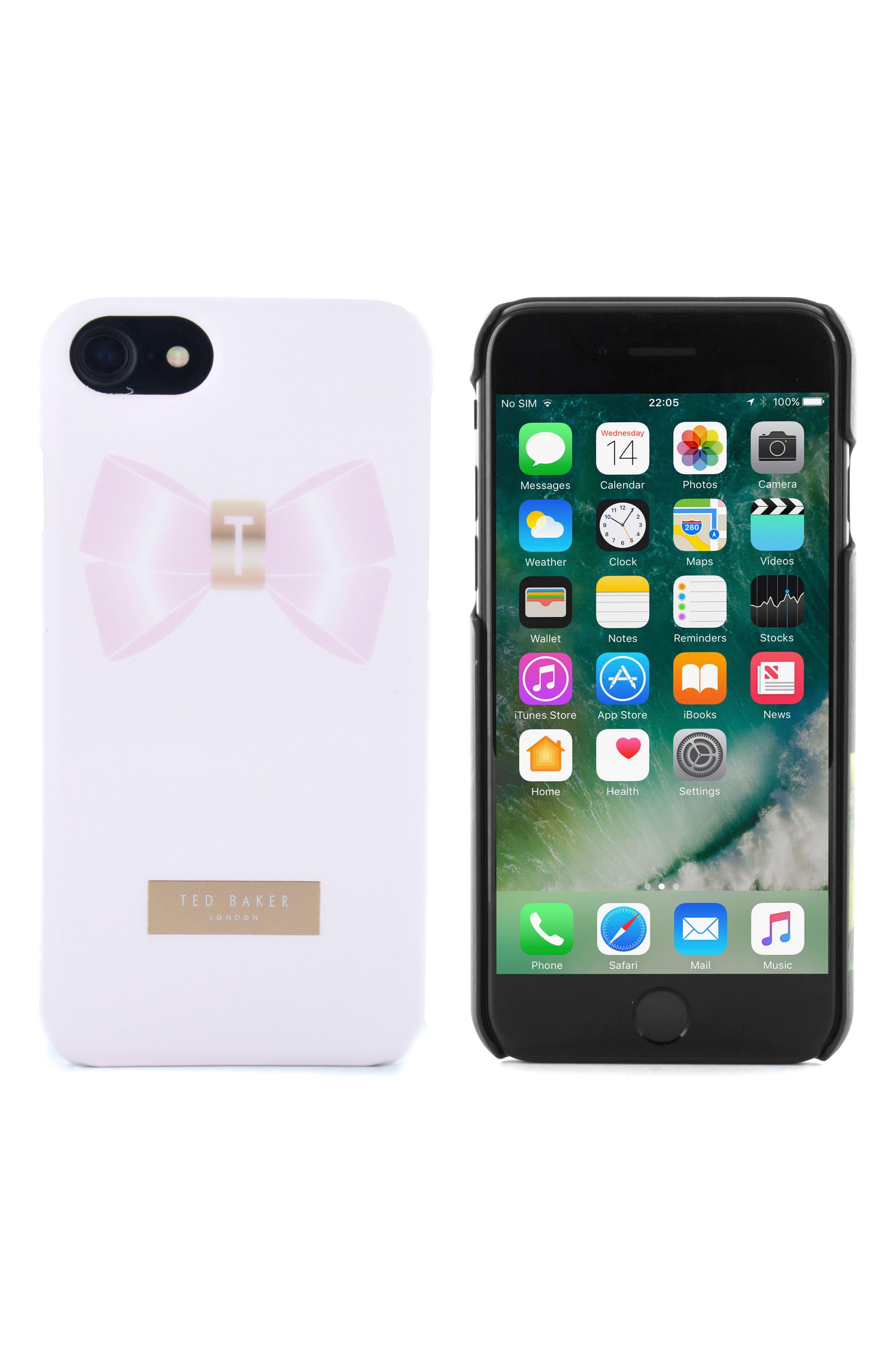 Pomio Bow iPhone 6/6s/7/8 Case,                             Main thumbnail 2, color,
