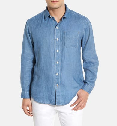 Shirts for Men, Men's Grey Long Sleeve Shirts | Nordstrom
