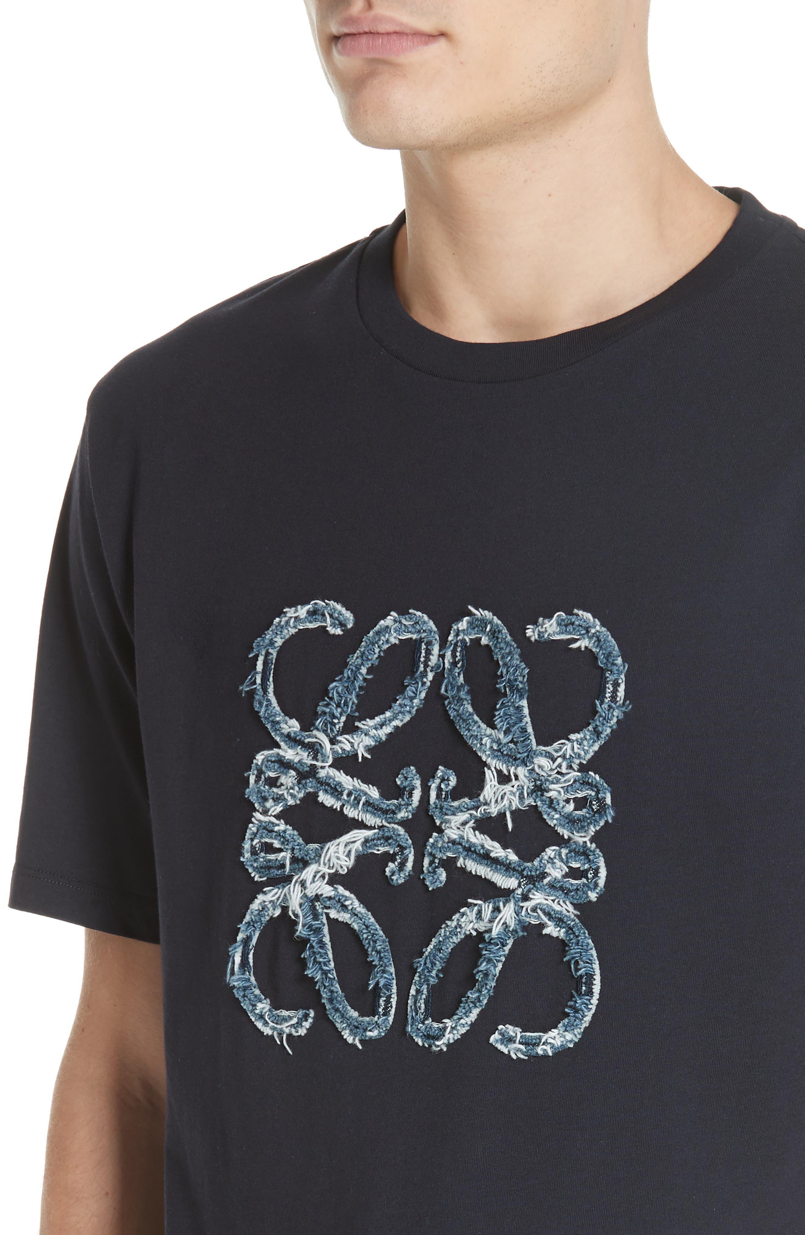 Anagram T-Shirt,                             Alternate thumbnail 4, color,                             410