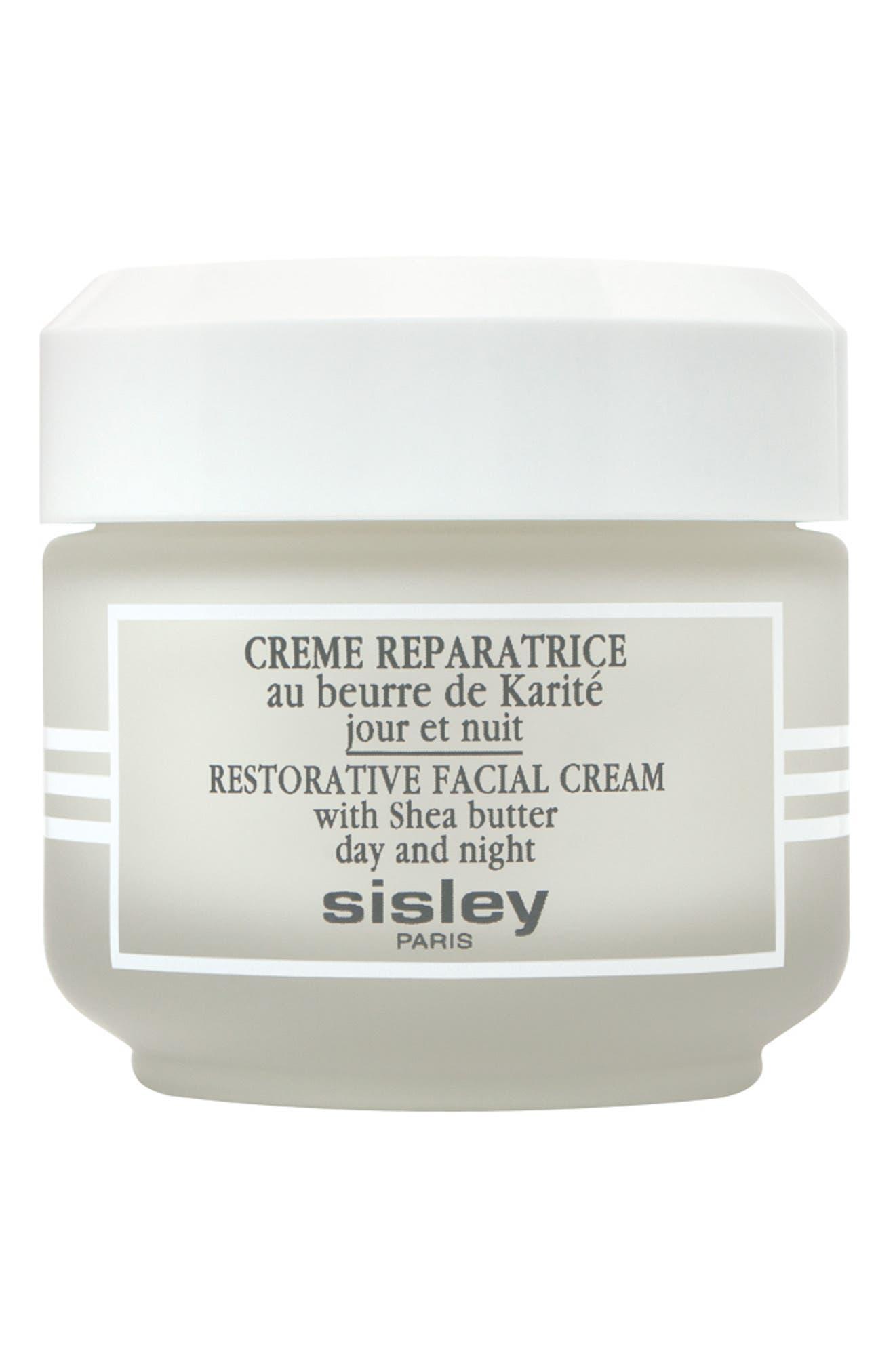 Restorative Facial Cream with Shea Butter,                             Alternate thumbnail 2, color,                             NO COLOR