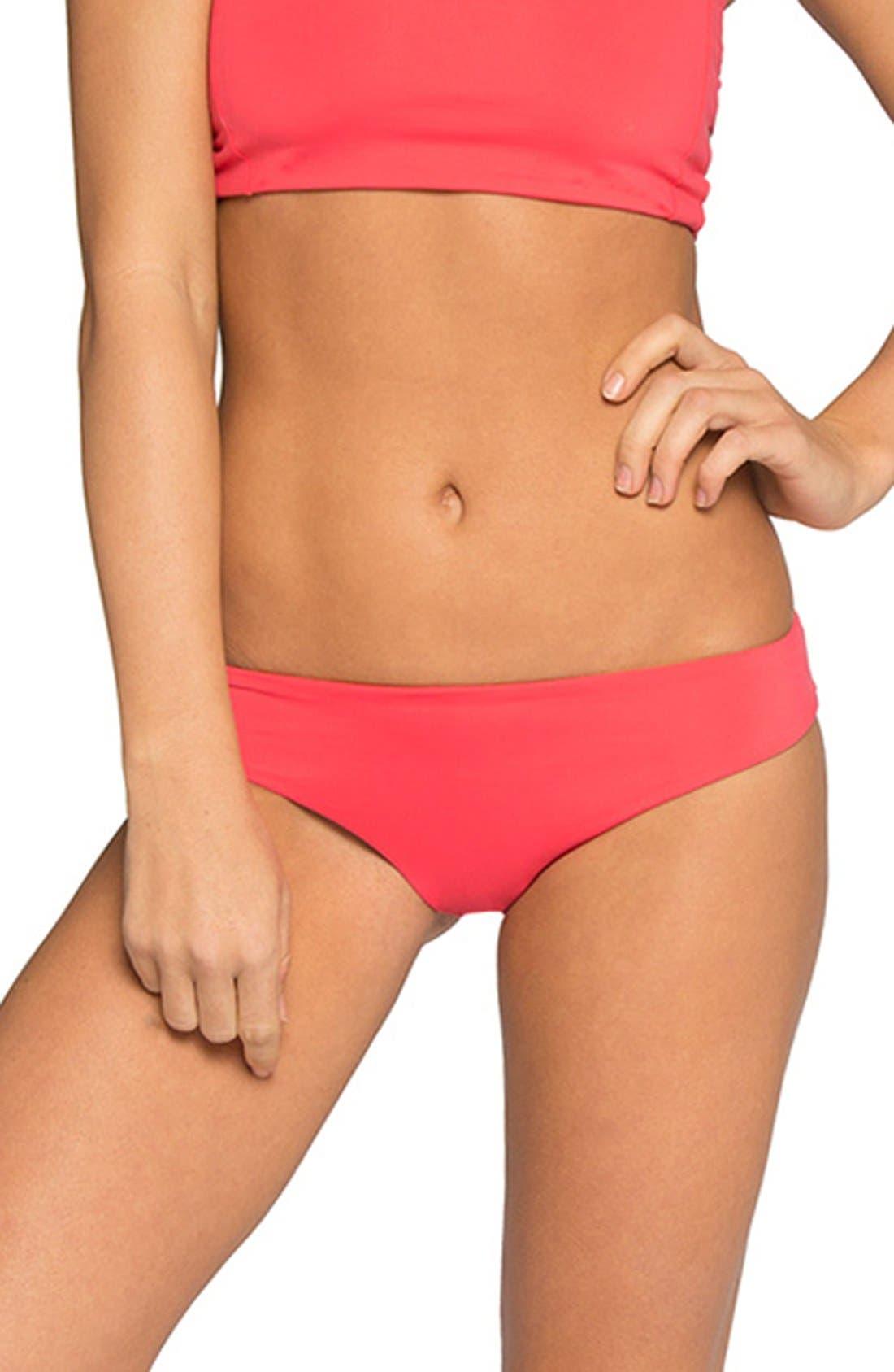 'Ali' Moderate Coverage Bikini Bottoms,                             Main thumbnail 9, color,