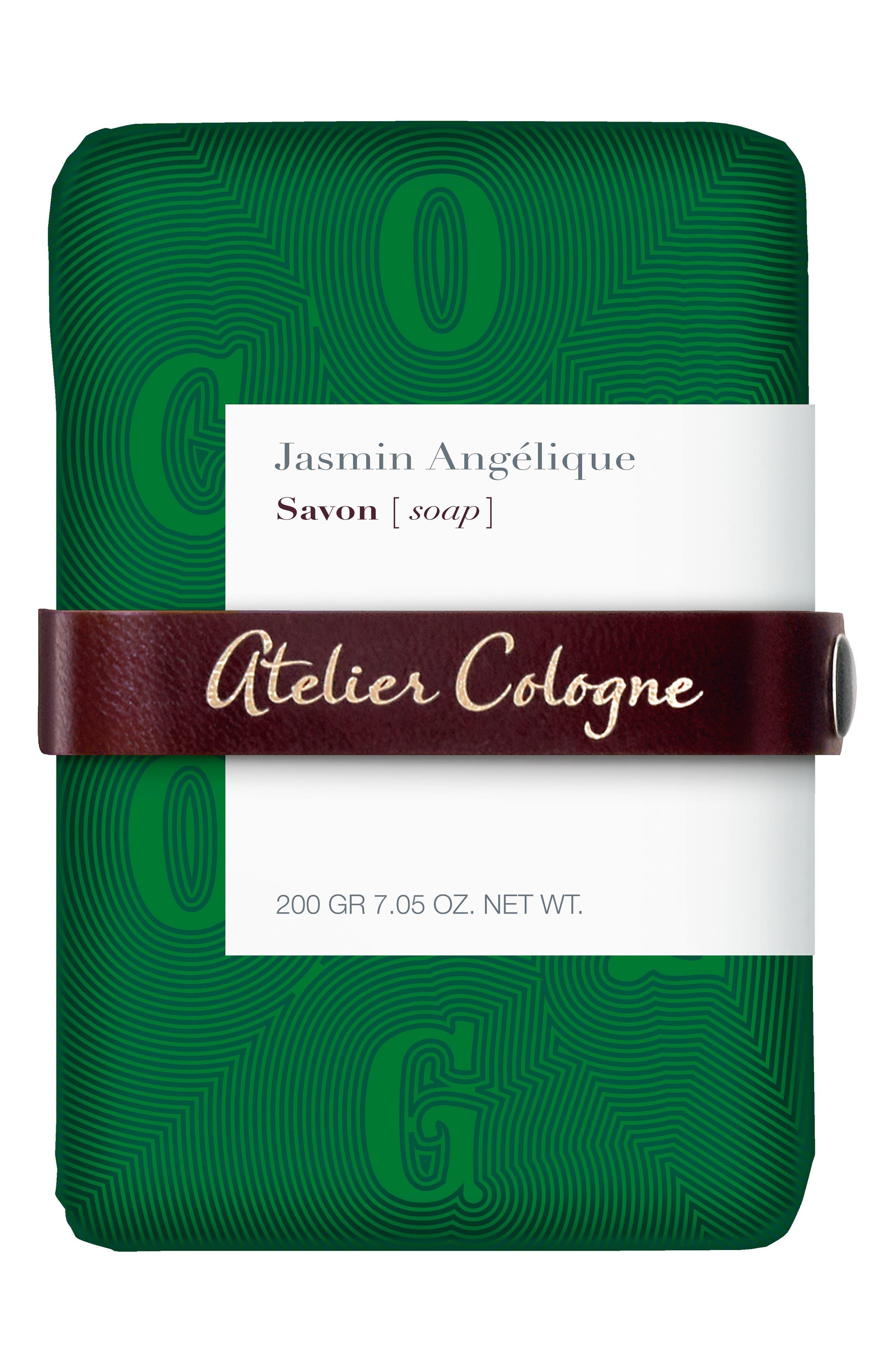 Jasmin Angélique Soap,                         Main,                         color, NO COLOR