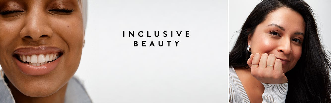 Inclusive beauty.