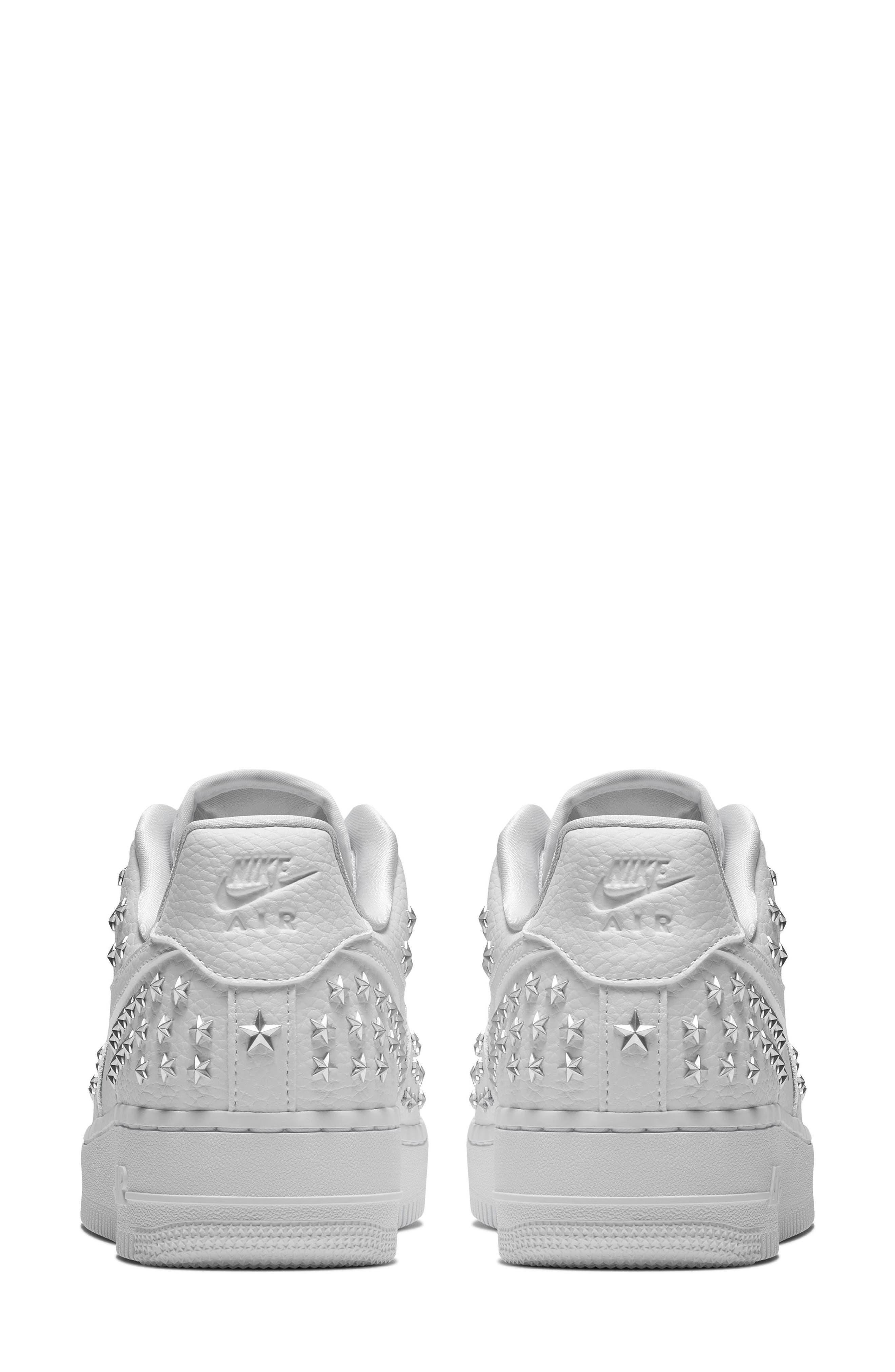 Air Force 1 '07 XX Sneaker,                             Alternate thumbnail 2, color,                             WHITE/ WHITE/ WHITE