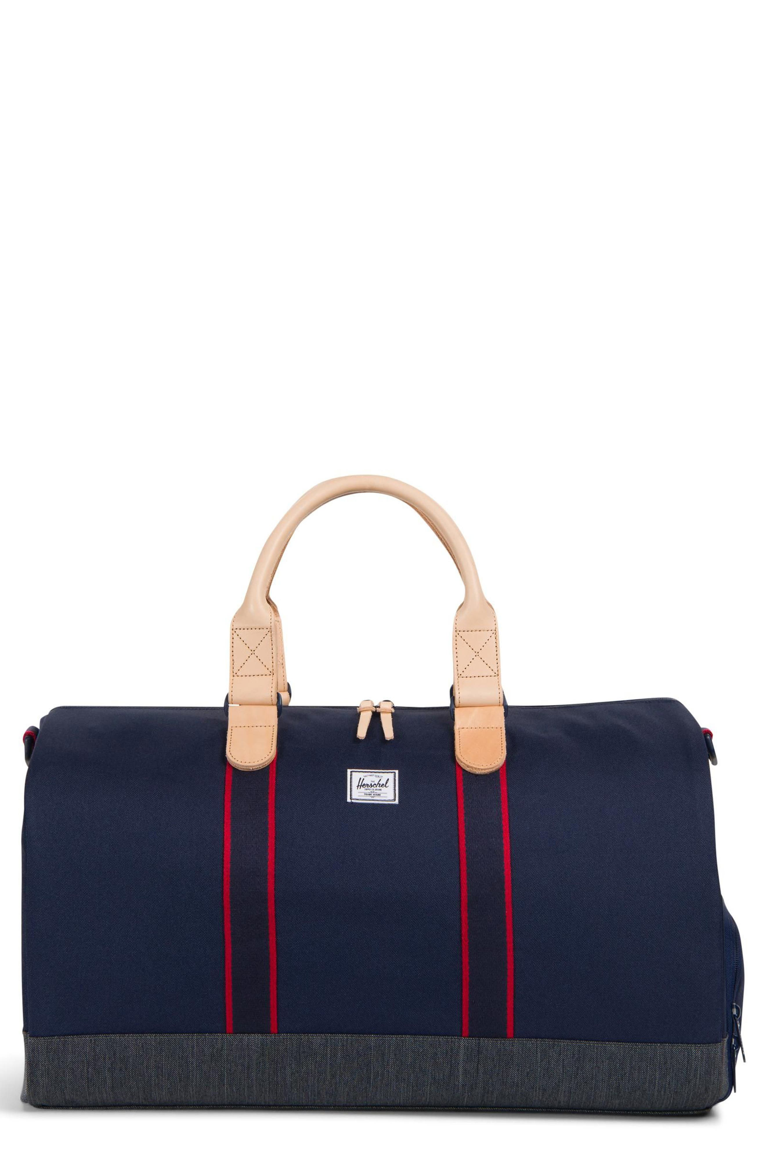 Novel Offset Duffel Bag,                         Main,                         color, 400
