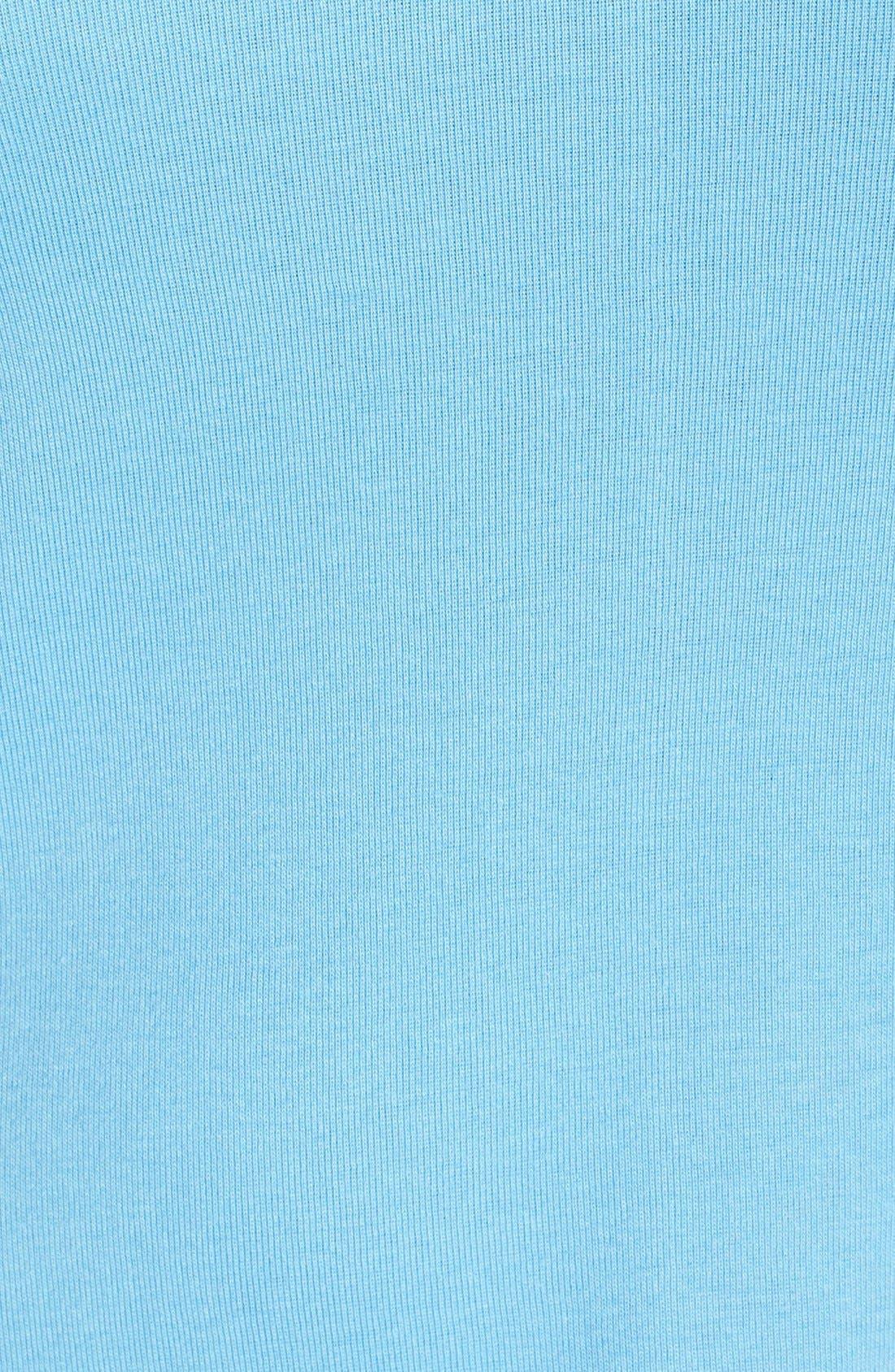 Short Sleeve V-Neck Tee,                             Alternate thumbnail 156, color,