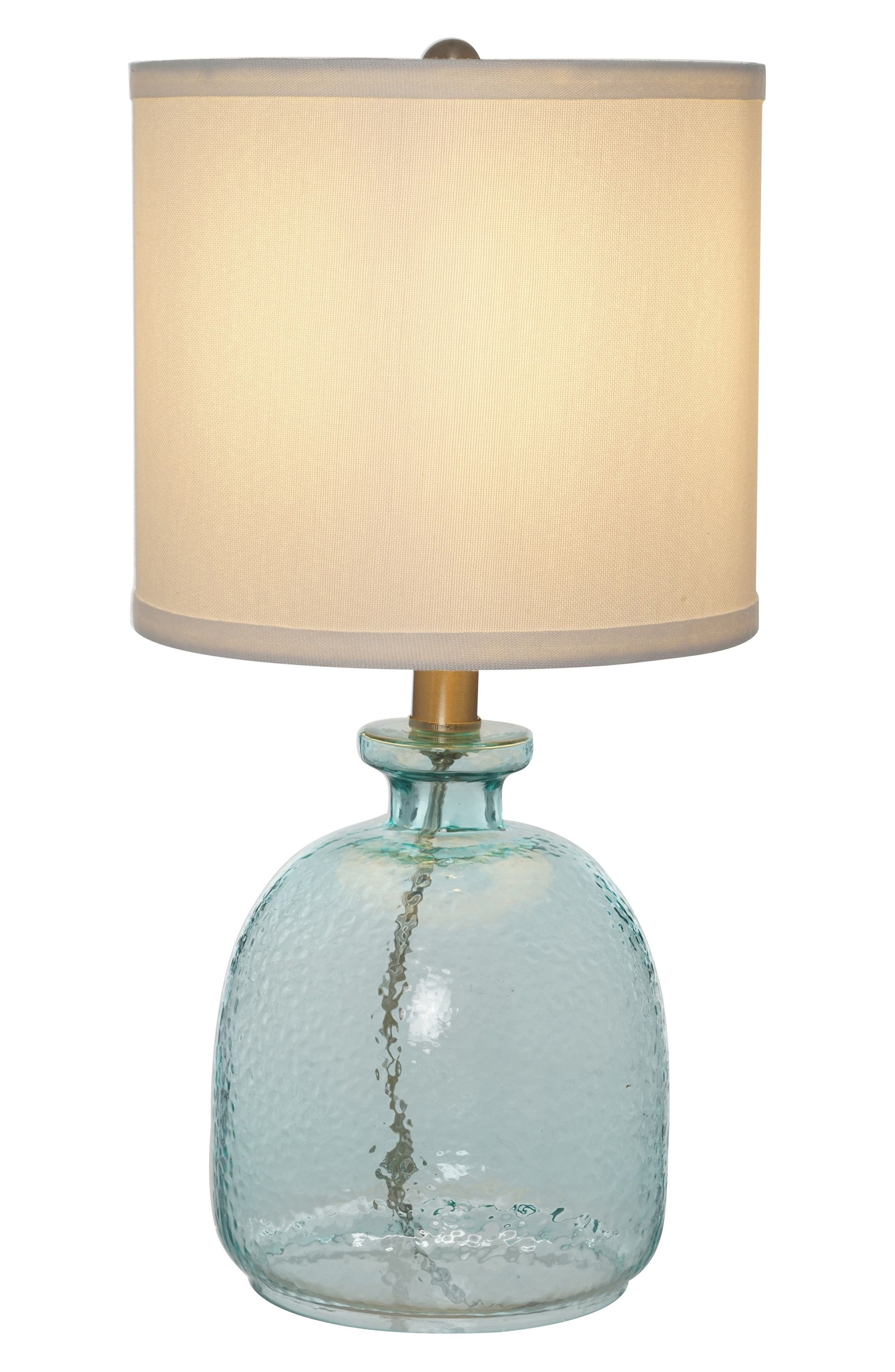 Ocean Glass Accent Lamp,                             Alternate thumbnail 2, color,                             400