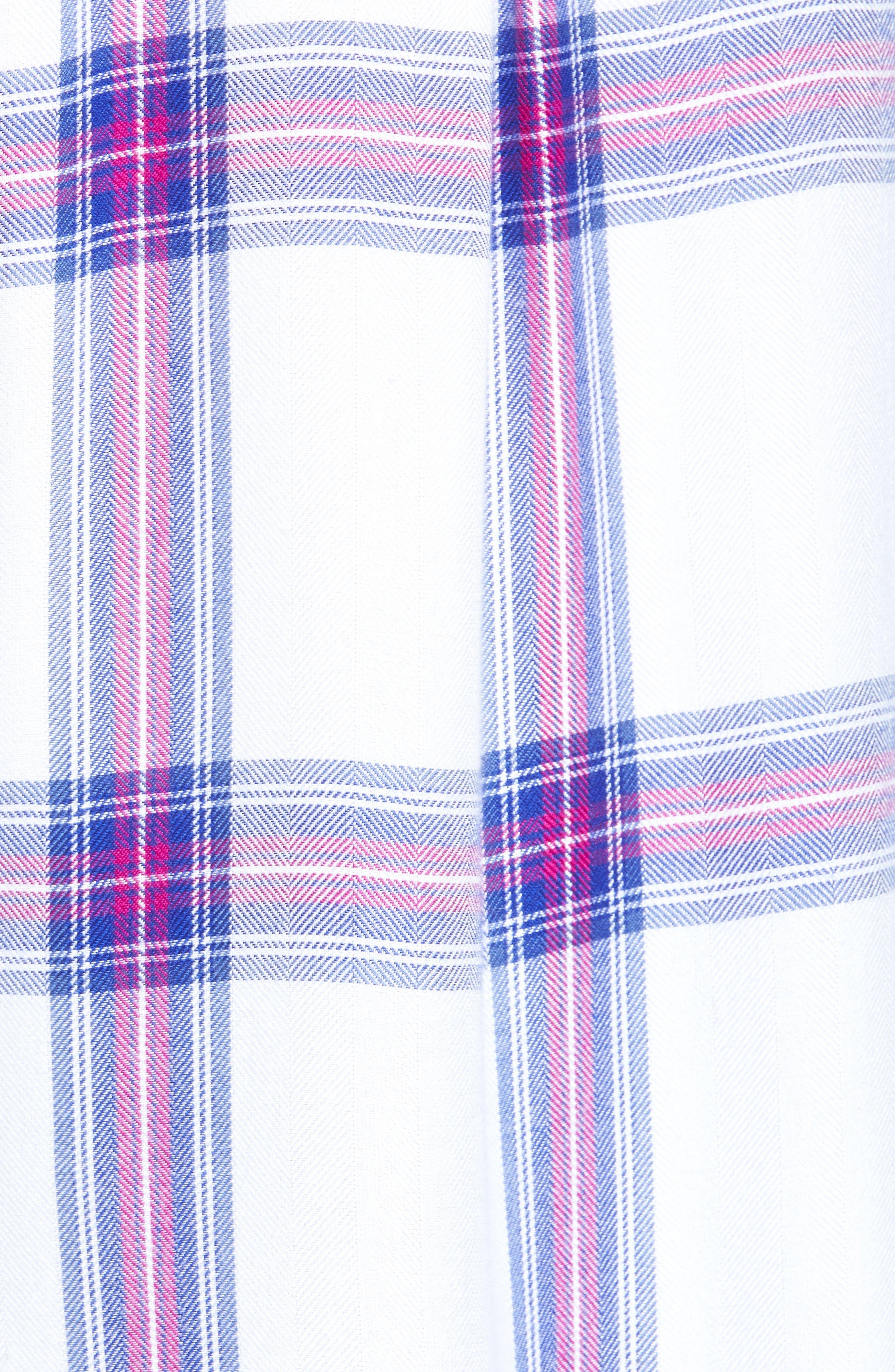 Hunter Plaid Shirt,                             Alternate thumbnail 578, color,