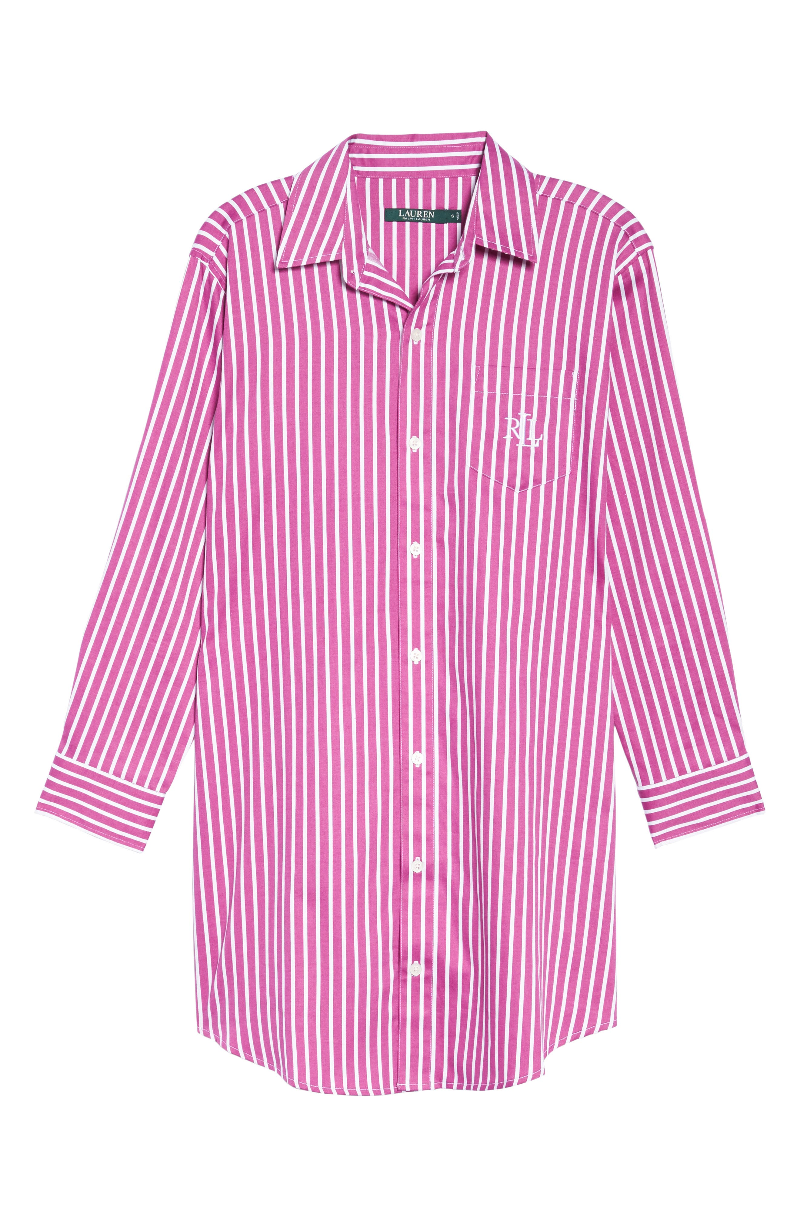 Sleep Shirt,                             Alternate thumbnail 6, color,                             690