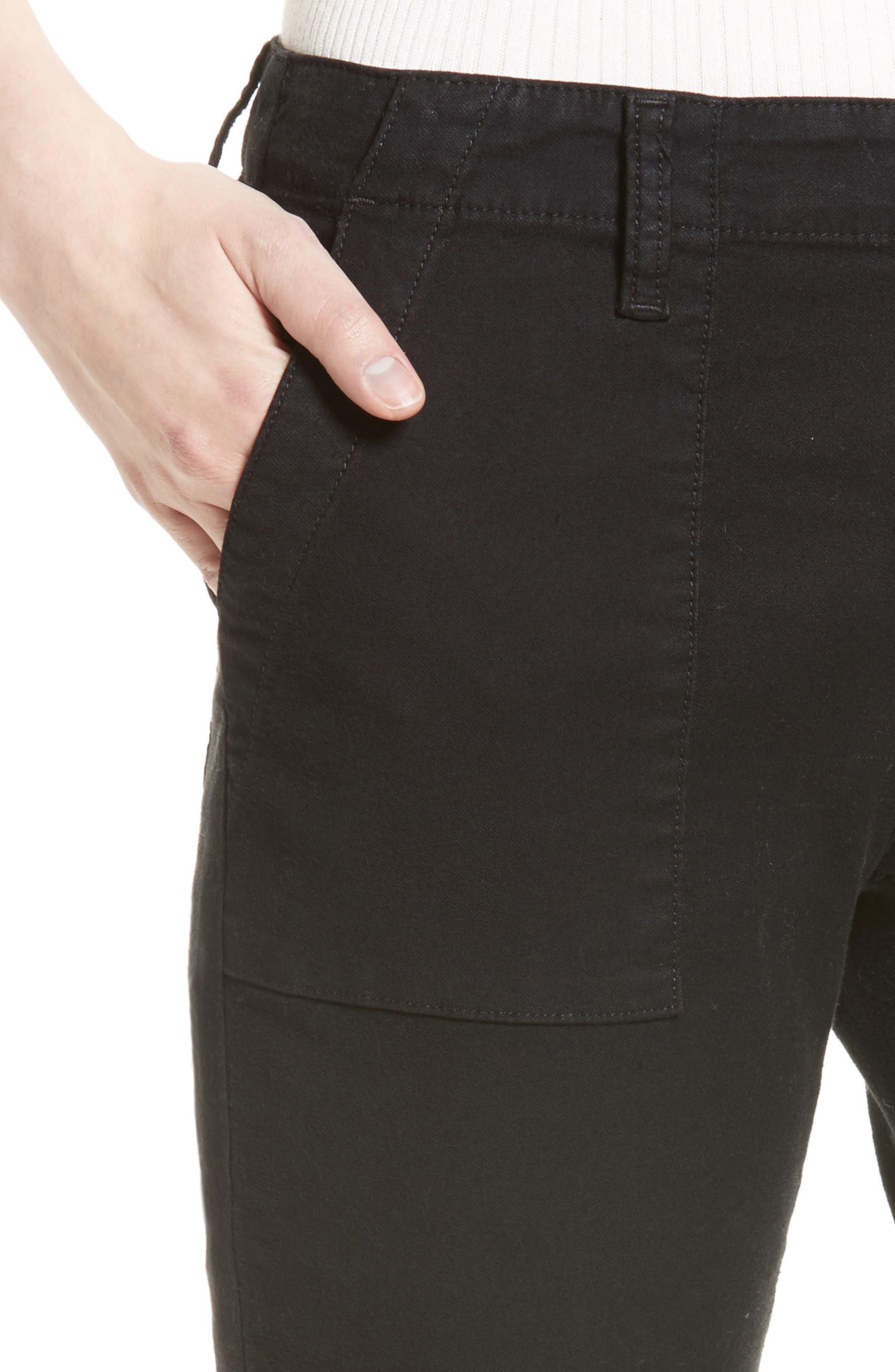 Painter Cotton & Linen Pants,                             Alternate thumbnail 16, color,