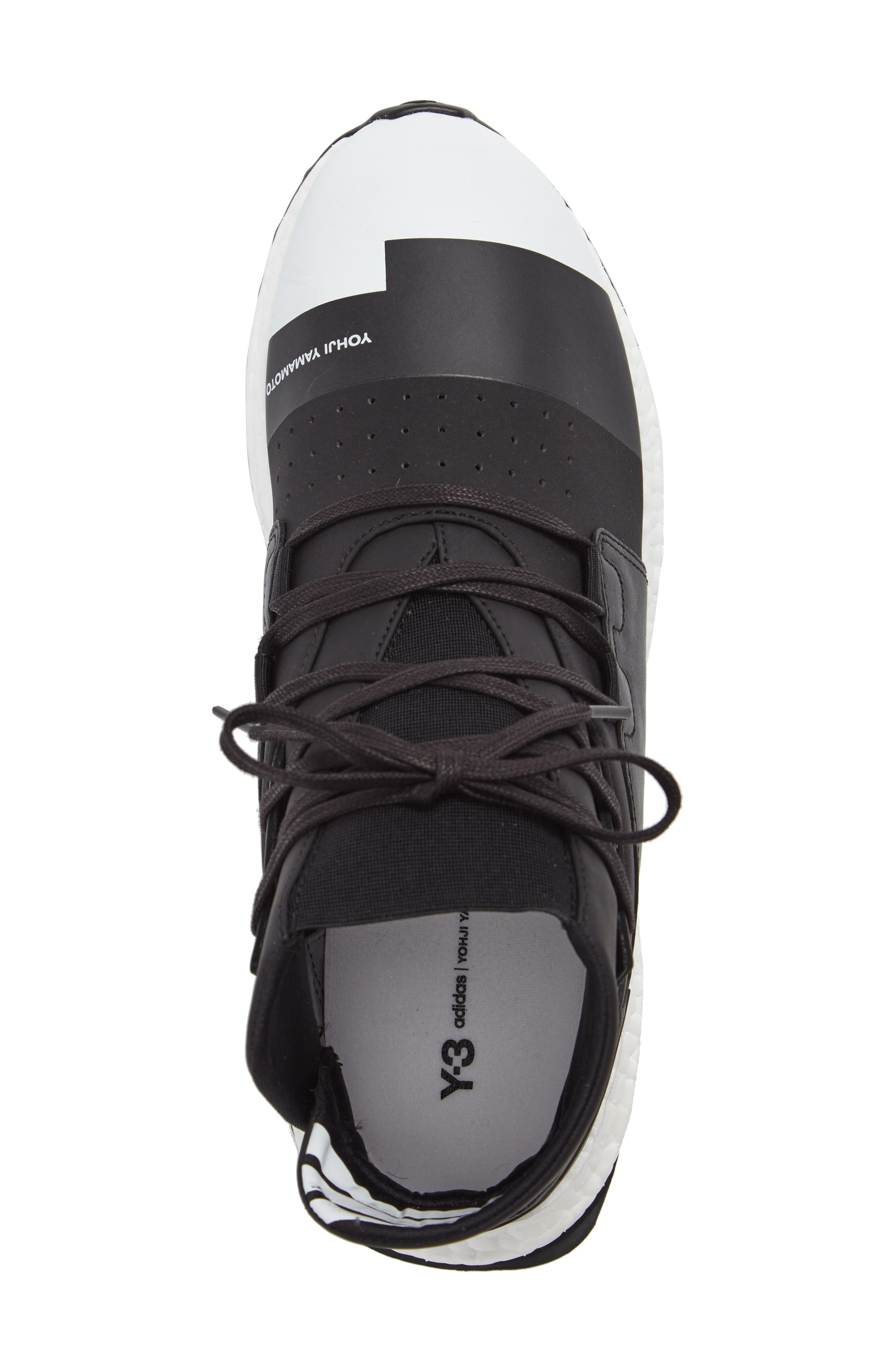 Y-3,                             Kozoko High Sneaker,                             Alternate thumbnail 5, color,                             001