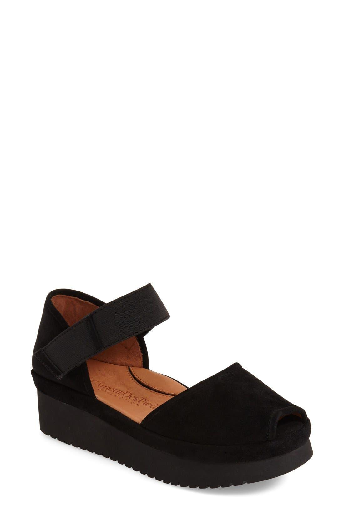 'Amadour' Platform Sandal,                             Main thumbnail 2, color,