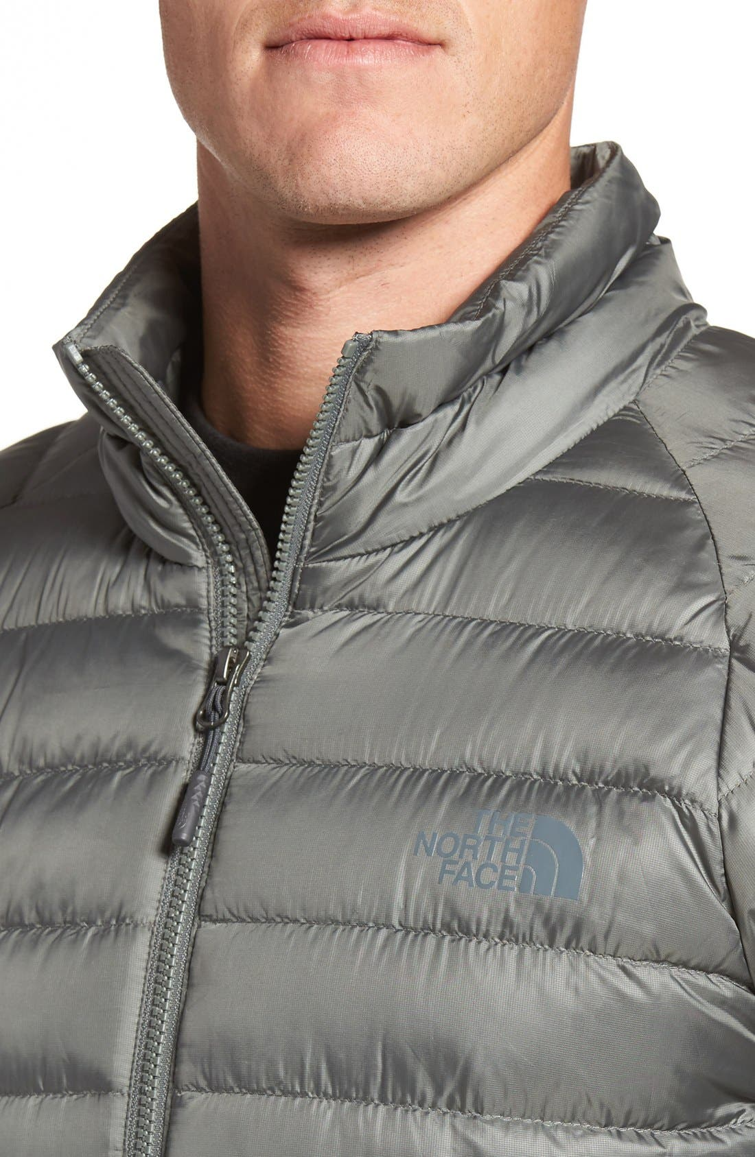 Trevail Water Repellent Packable Down Jacket,                             Alternate thumbnail 34, color,
