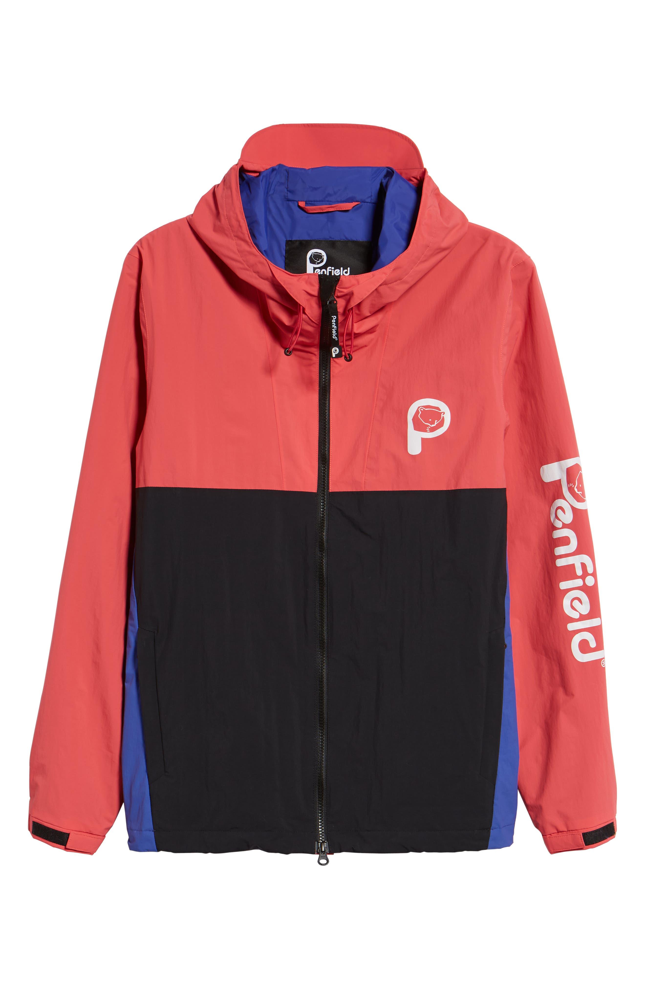 PENFIELD,                             Fallon Waterproof Jacket,                             Alternate thumbnail 6, color,                             600