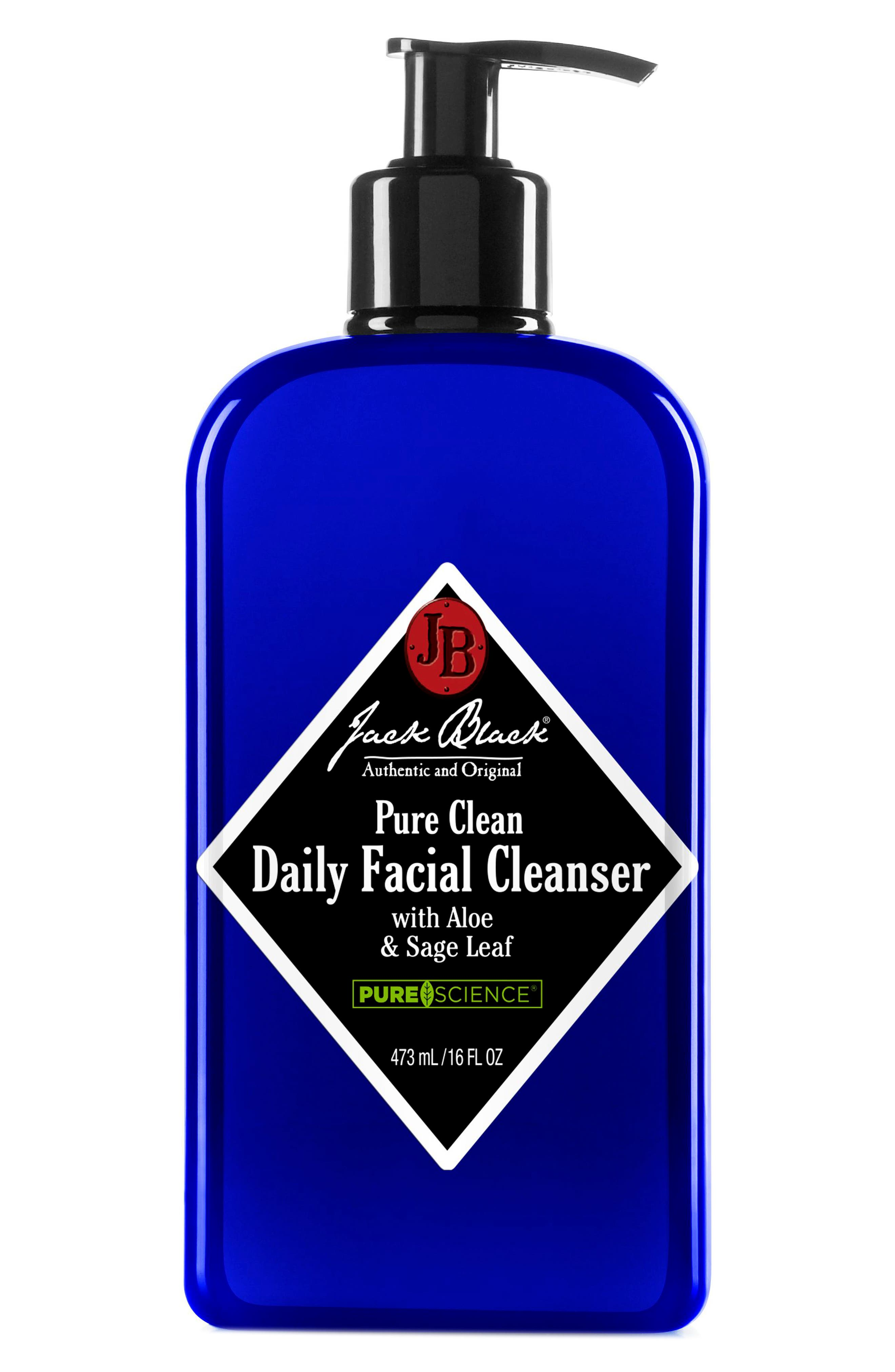 Pure Clean Daily Facial Cleanser,                             Alternate thumbnail 5, color,                             NO COLOR