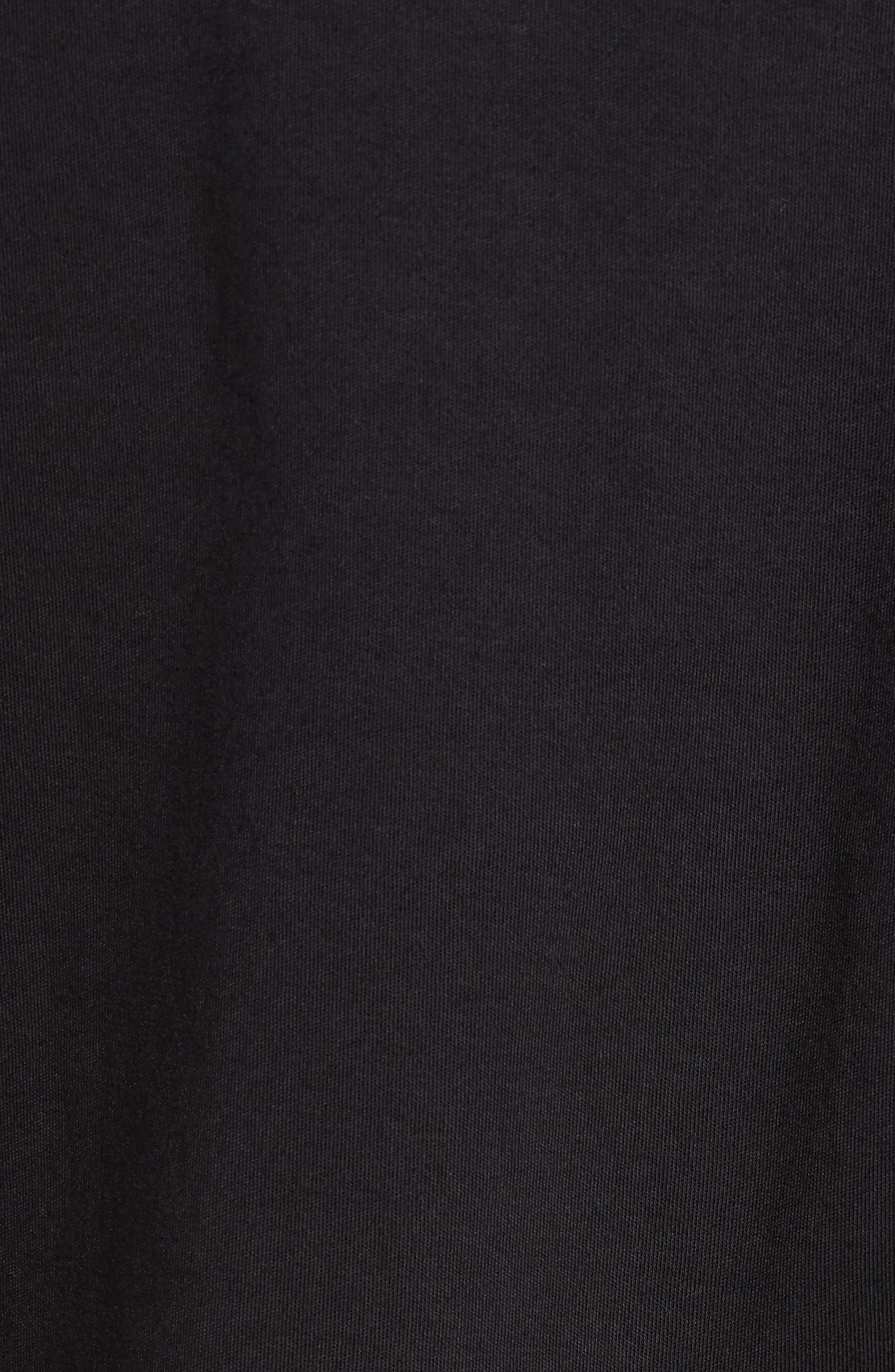 Dicagolo Logo Sweatshirt,                             Alternate thumbnail 5, color,                             001