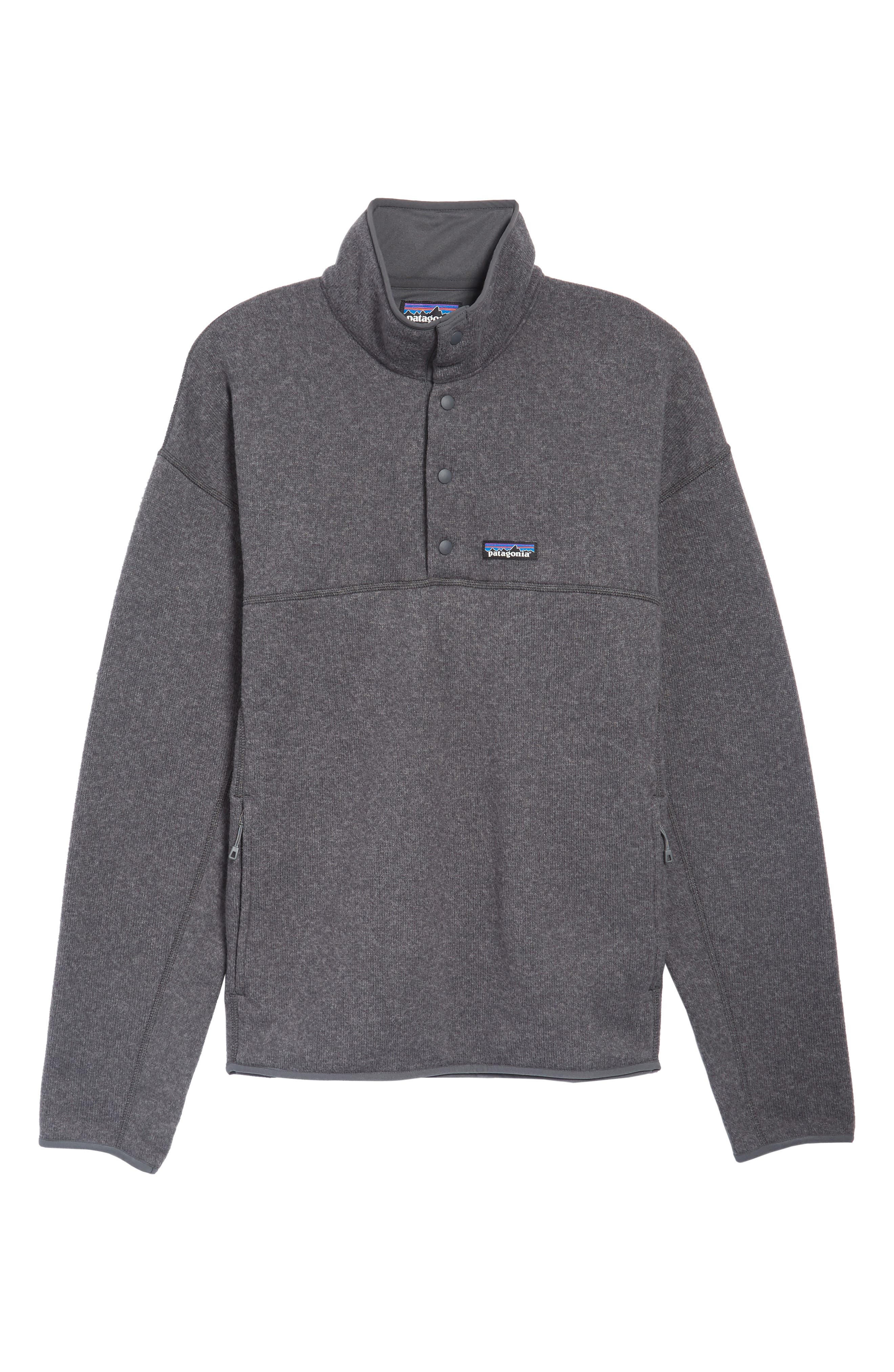 Lightweight Better Sweater Pullover,                             Alternate thumbnail 5, color,                             FORGE GREY