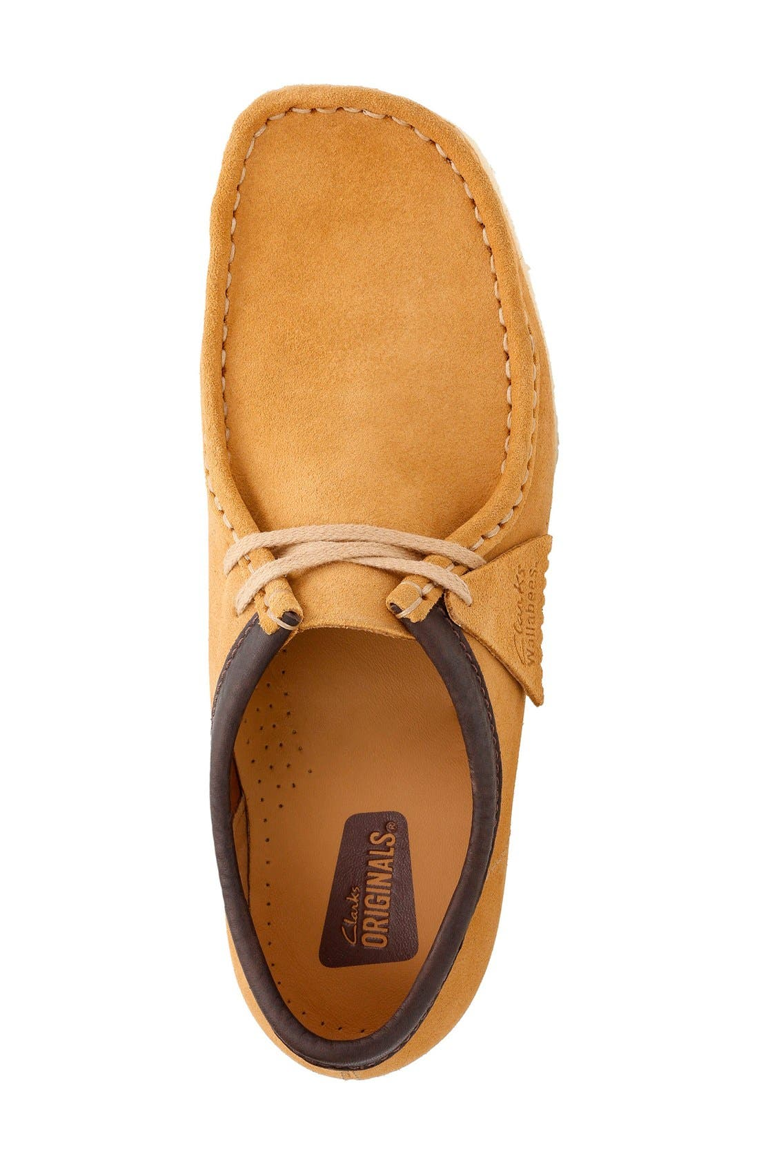 'Wallabee' Moc Toe Derby (Online Only),                             Alternate thumbnail 24, color,