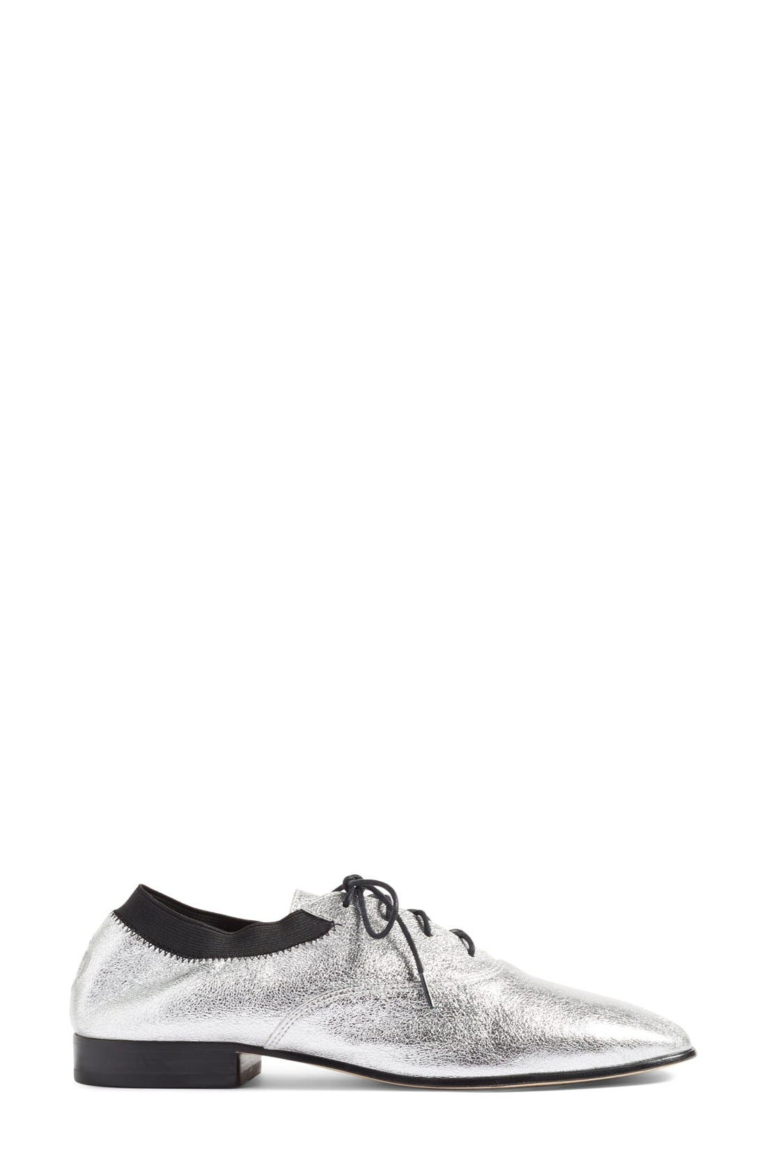 TORY BURCH,                             Bombe Oxford,                             Alternate thumbnail 4, color,                             041