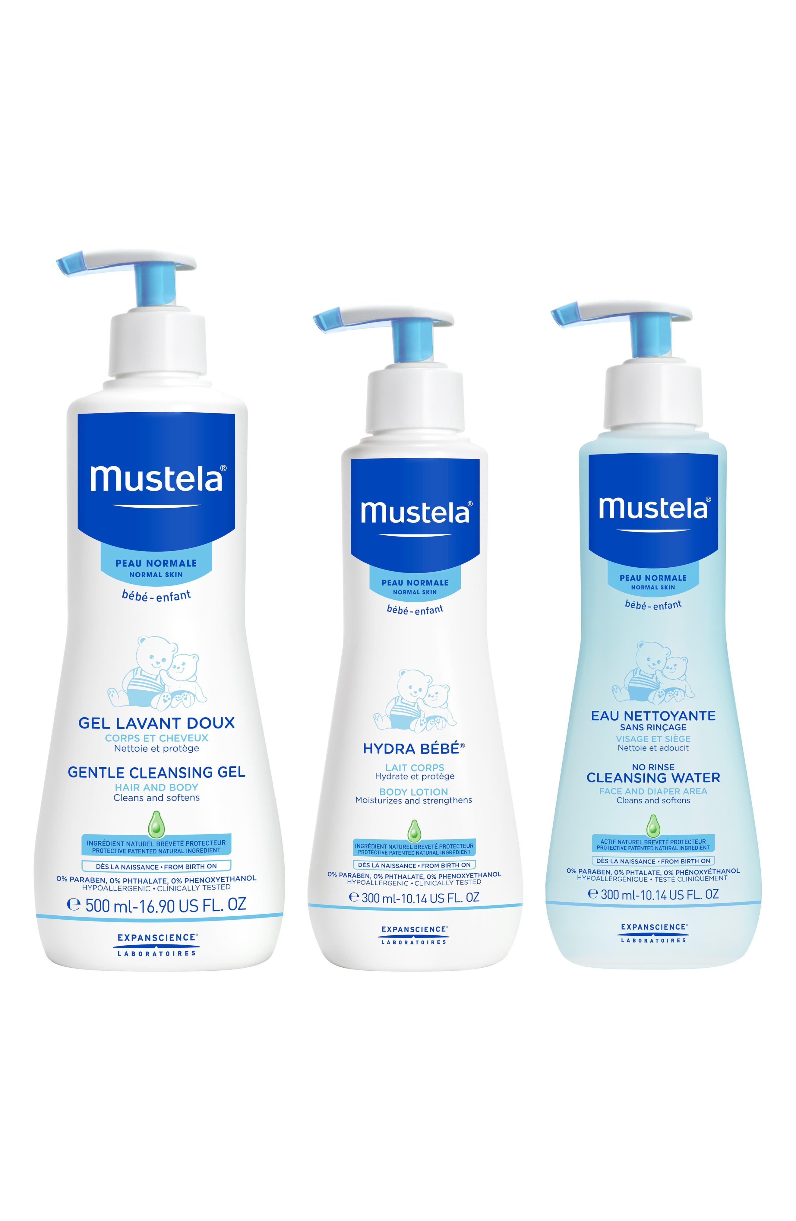 Mustela Gentle Cleansing Set