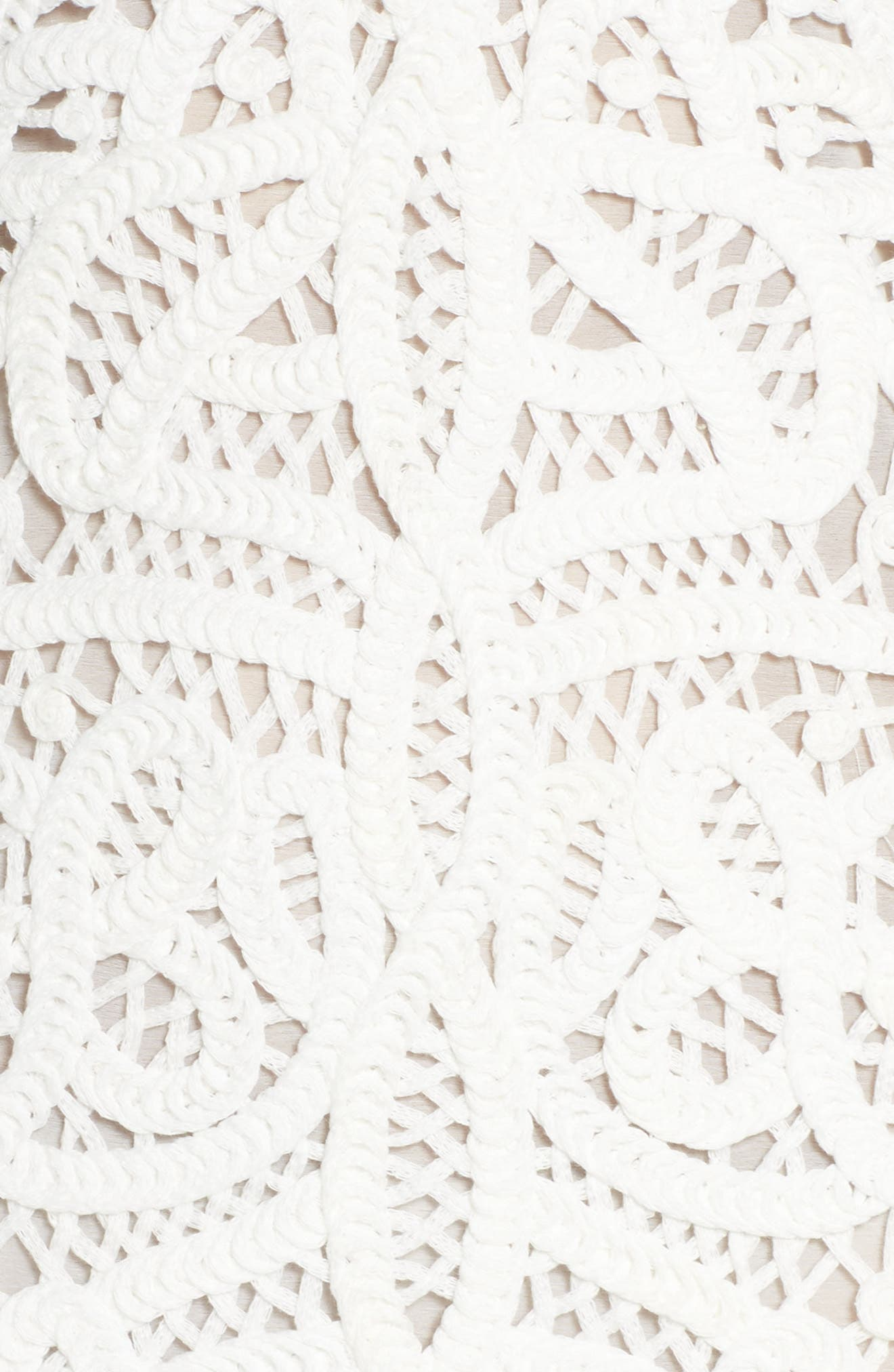 Mesi Lace Dress,                             Alternate thumbnail 6, color,                             101