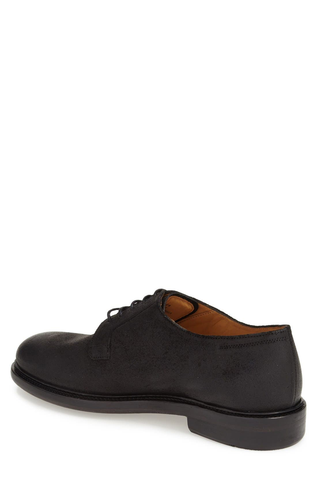 'Samtin' Plain Toe Blucher,                             Alternate thumbnail 3, color,