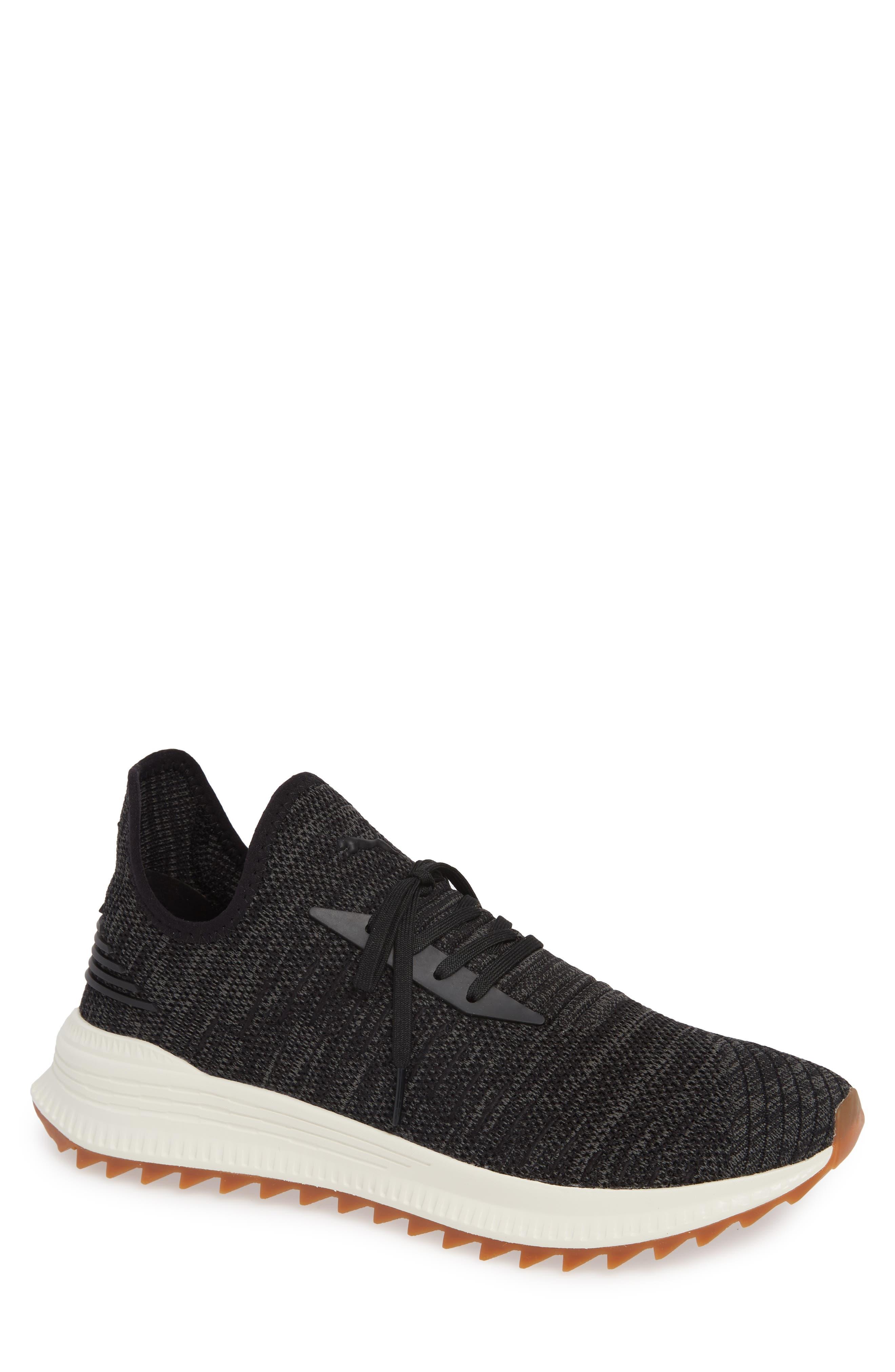 Avid Water Repellent Sneaker, Main, color, 001