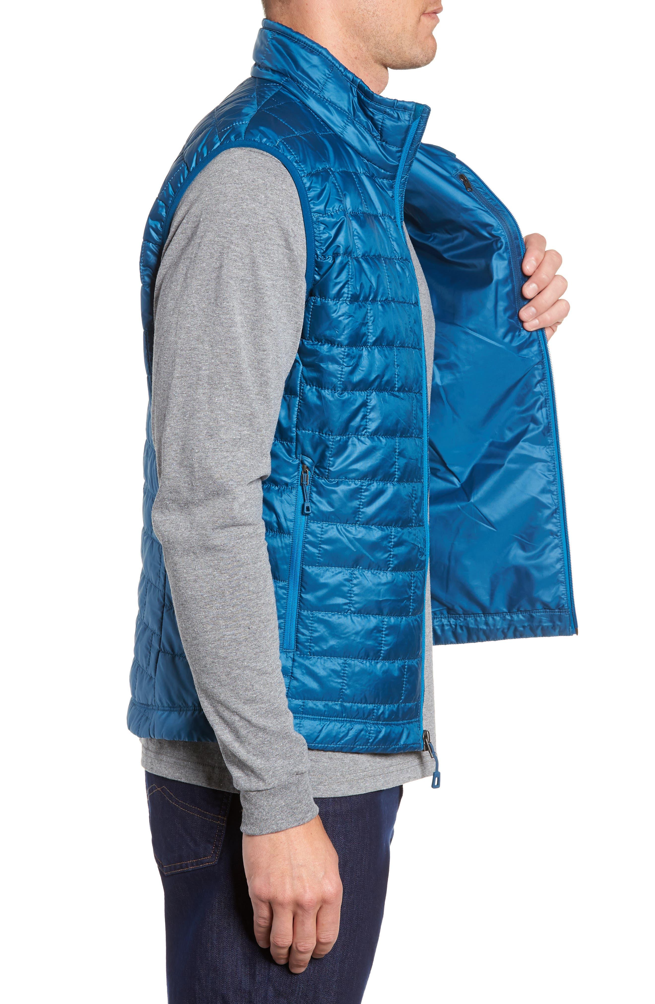 Nano Puff<sup>®</sup> Vest,                             Alternate thumbnail 3, color,                             BIG SUR BLUE
