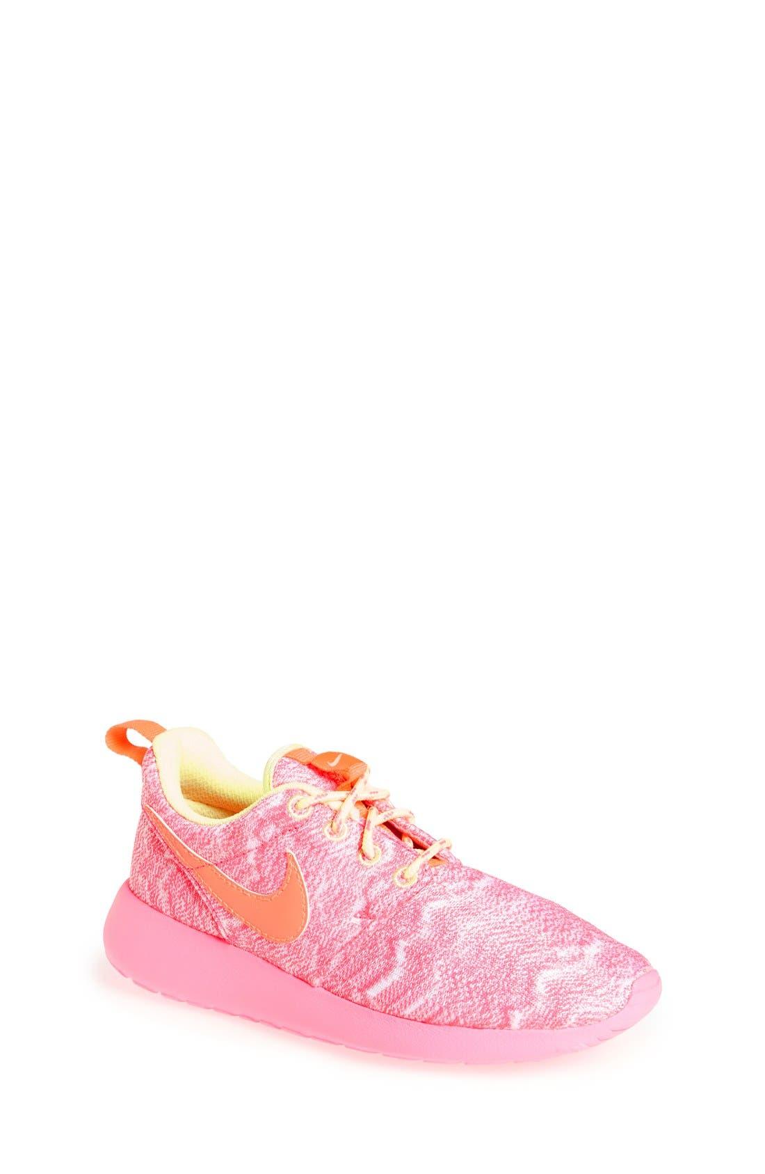 'Roshe Run' Athletic Shoe,                             Main thumbnail 47, color,