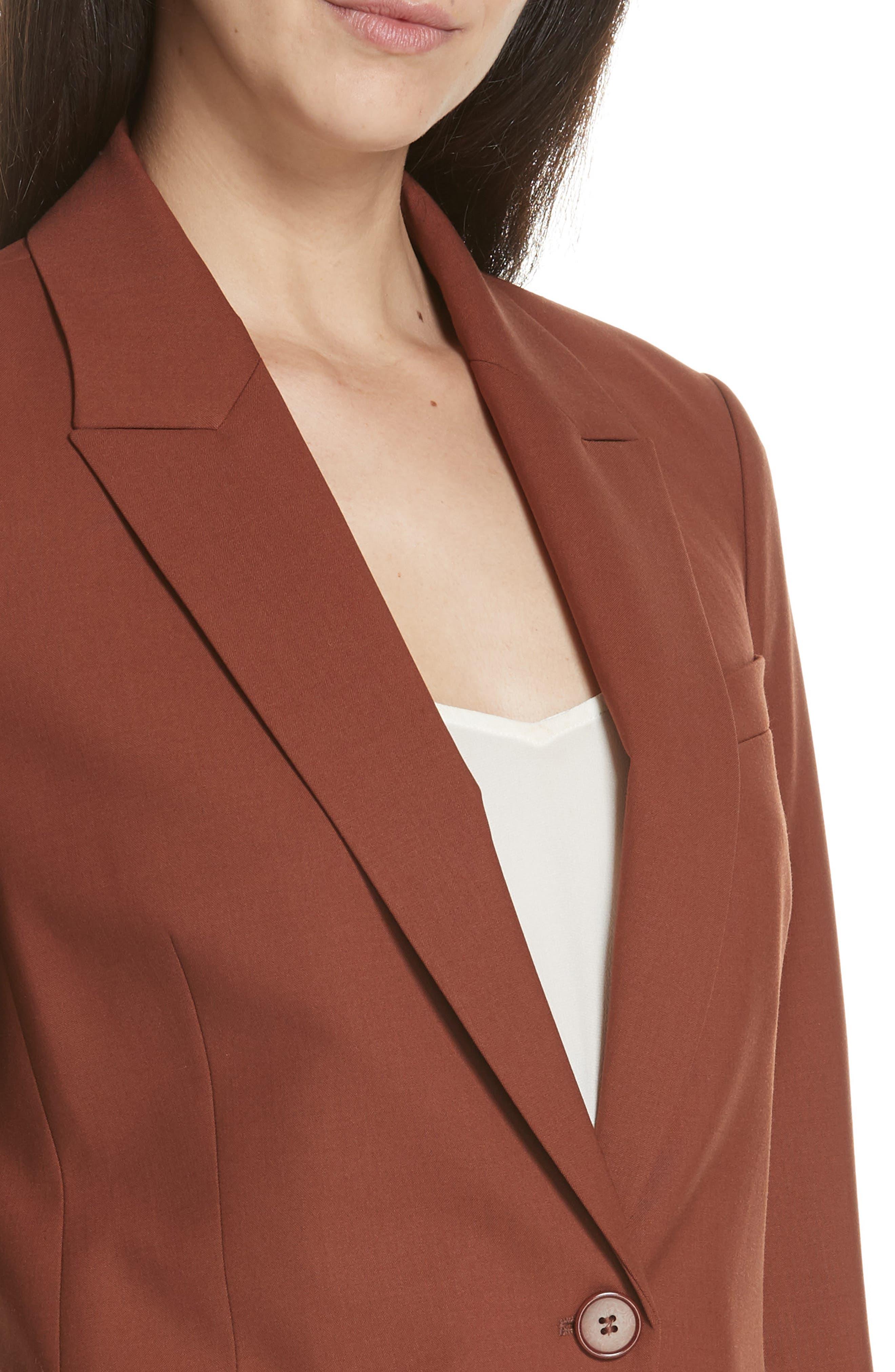 Etienette B Good Wool Suit Jacket,                             Alternate thumbnail 31, color,
