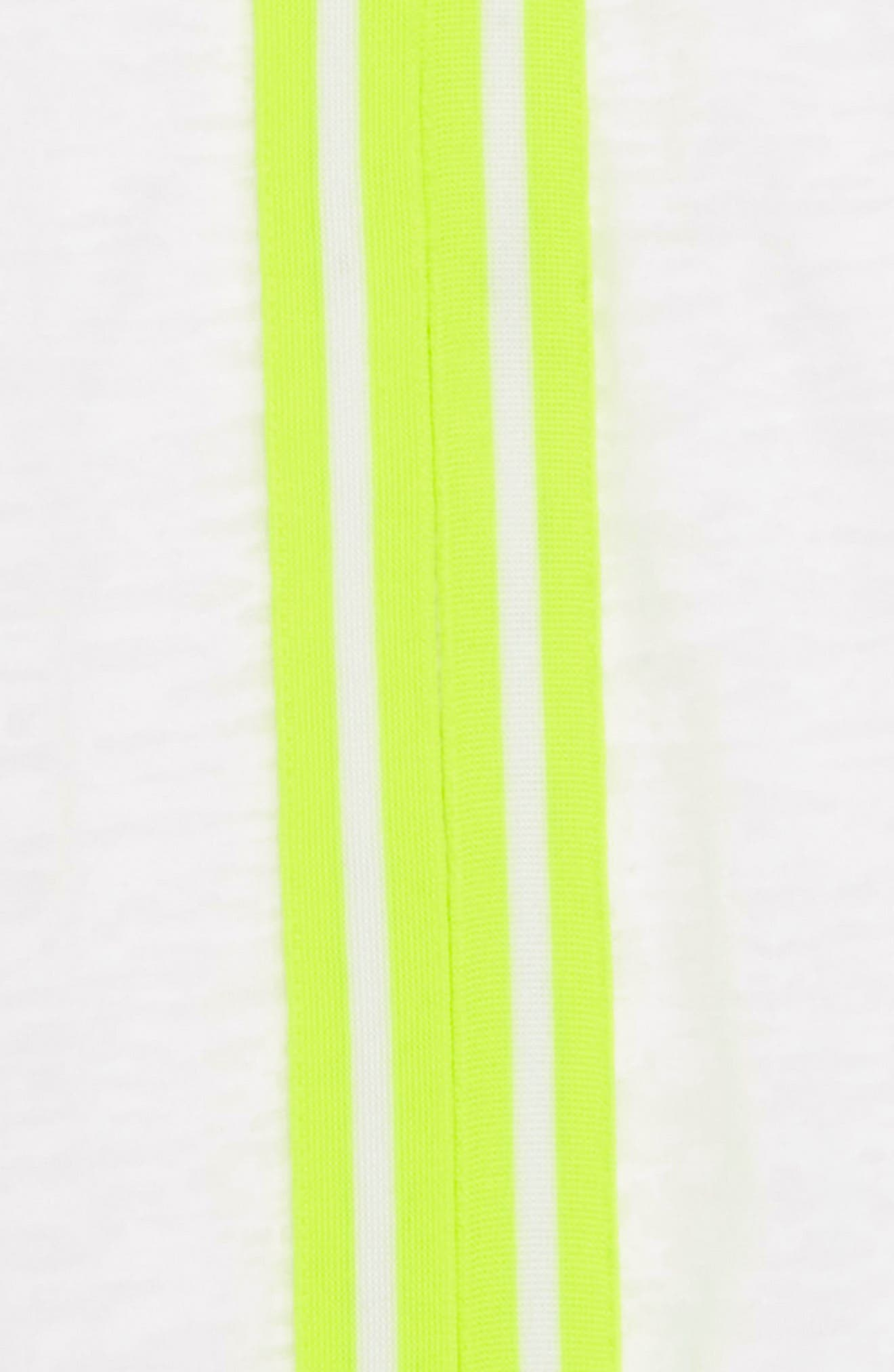 Zella Neon Hooded Cover-Up Dress,                             Alternate thumbnail 2, color,
