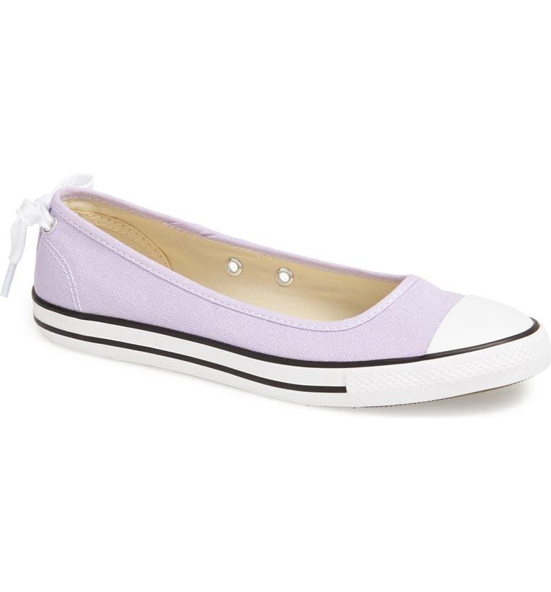 Converse Chuck Taylor® All Star®  Dainty  Ballerina Flat Sneaker ... 7f439dd26
