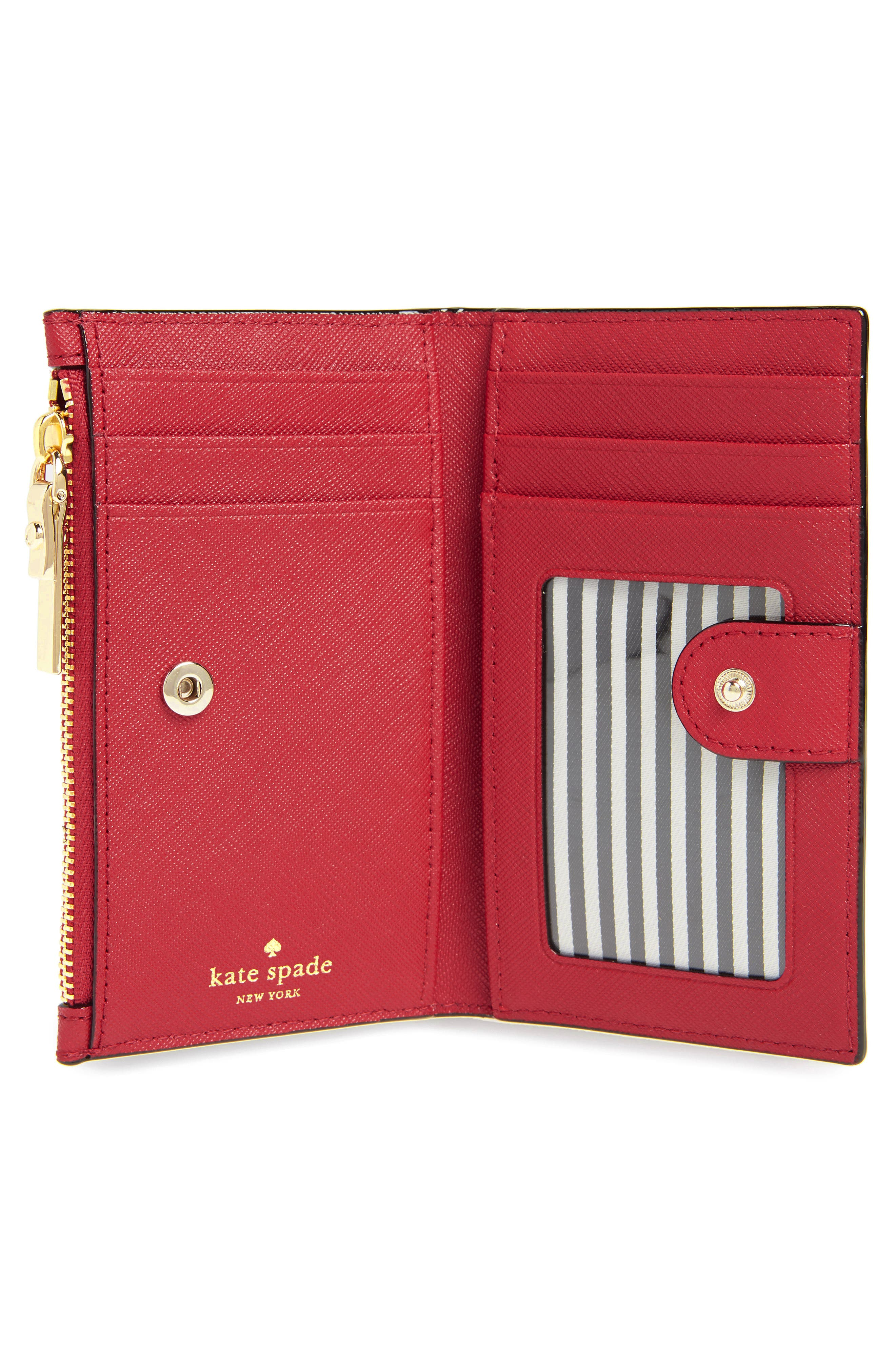 cameron street - mikey leather wallet,                             Alternate thumbnail 2, color,                             600