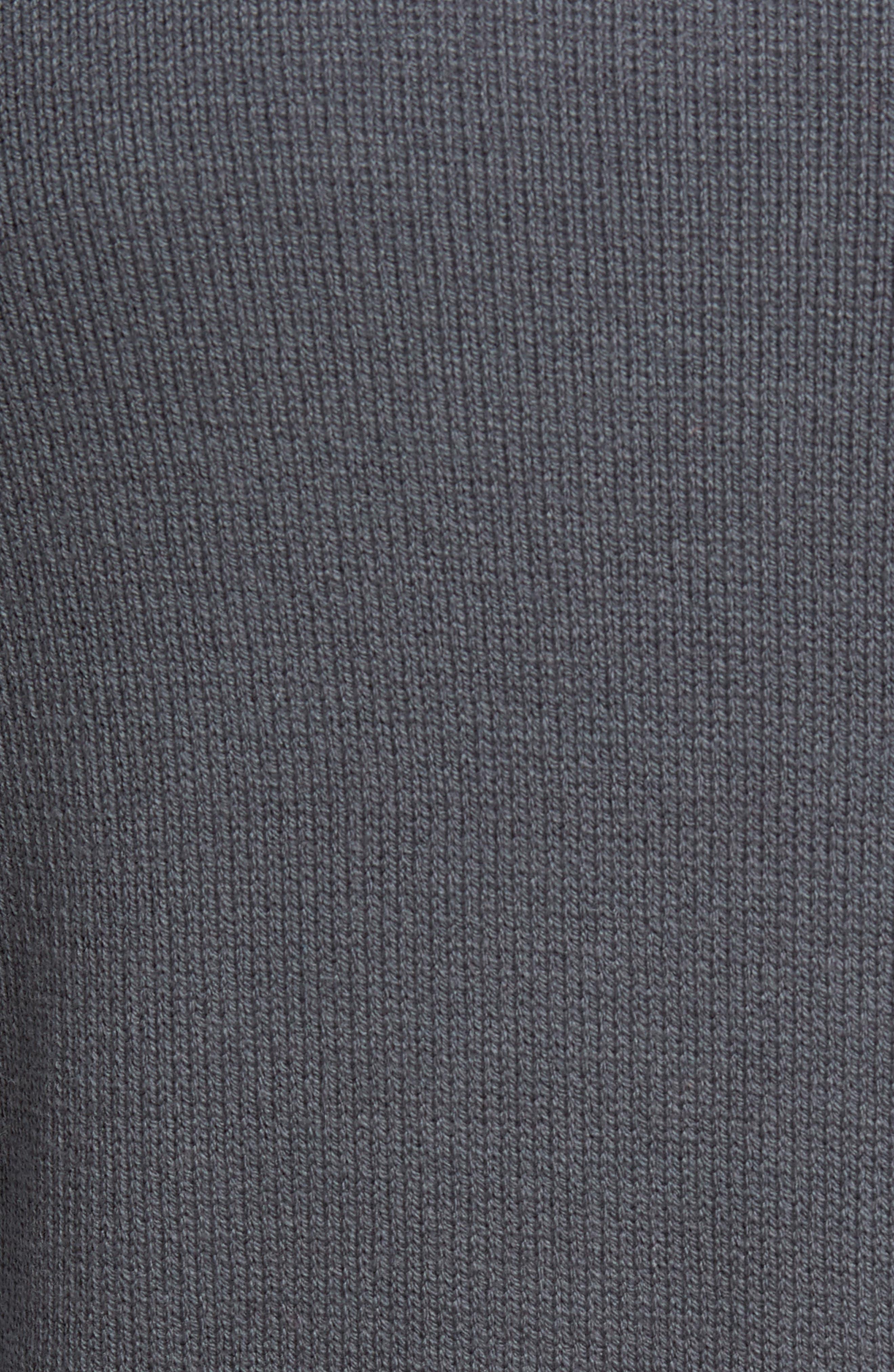 Tonal Motif Sweater,                             Alternate thumbnail 9, color,