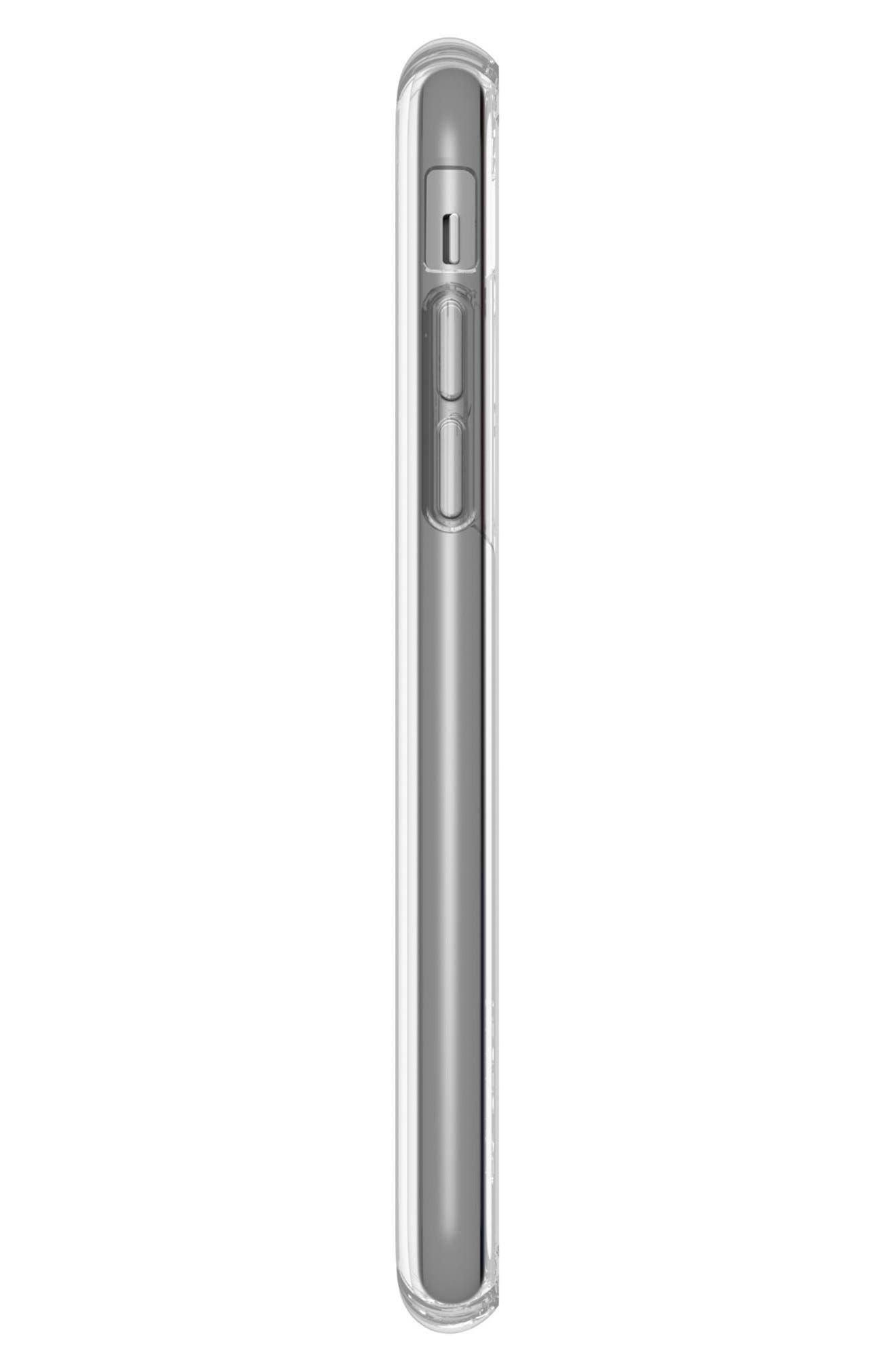 Metallic City Bike Transparent iPhone X Case,                             Alternate thumbnail 2, color,                             712